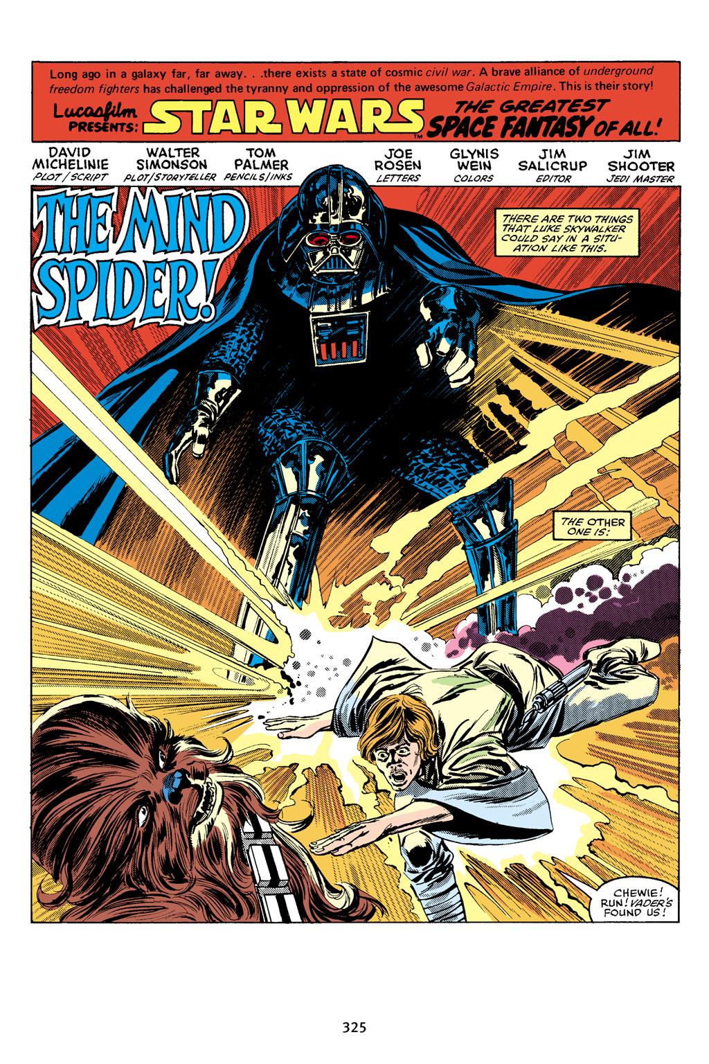 Read online Star Wars Omnibus comic -  Issue # Vol. 16 - 319