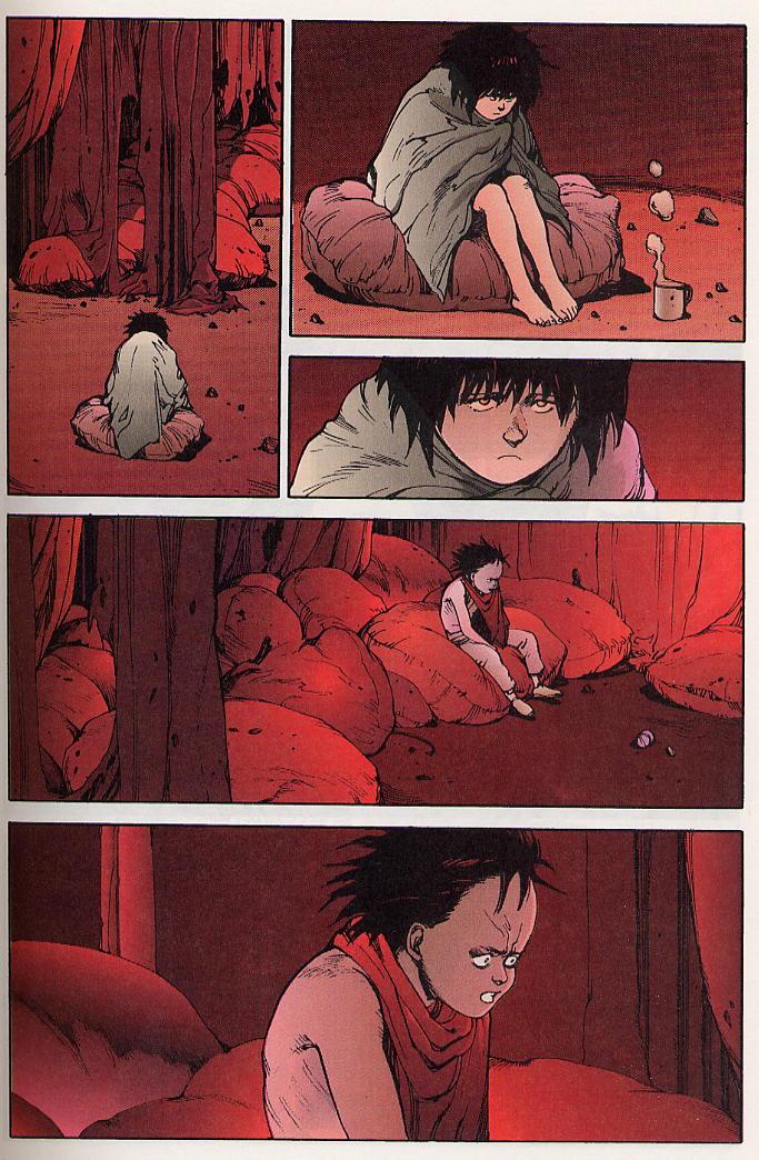 Read online Akira comic -  Issue #19 - 22