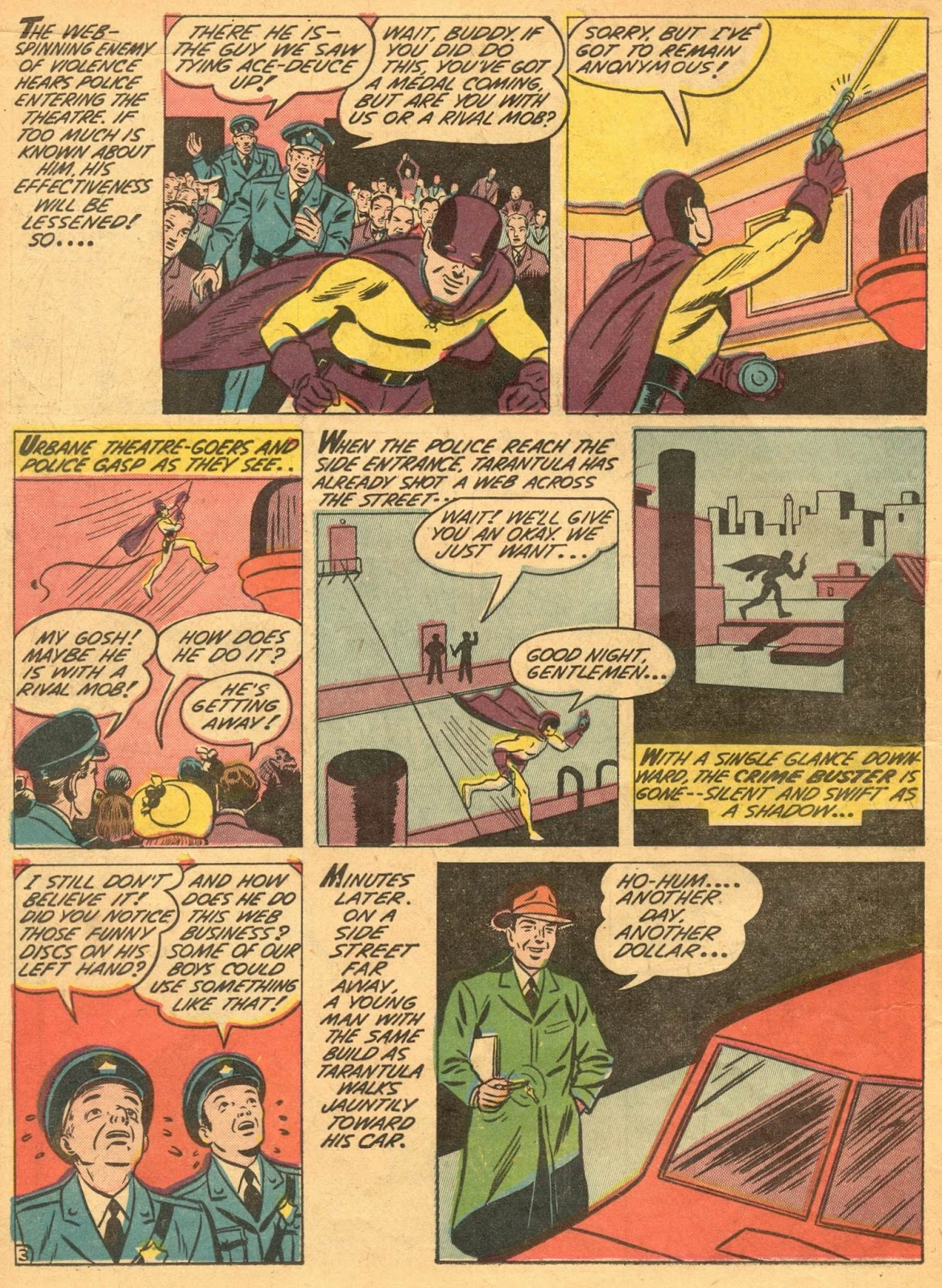 Star Spangled Comics (1941) issue 1 - Page 34
