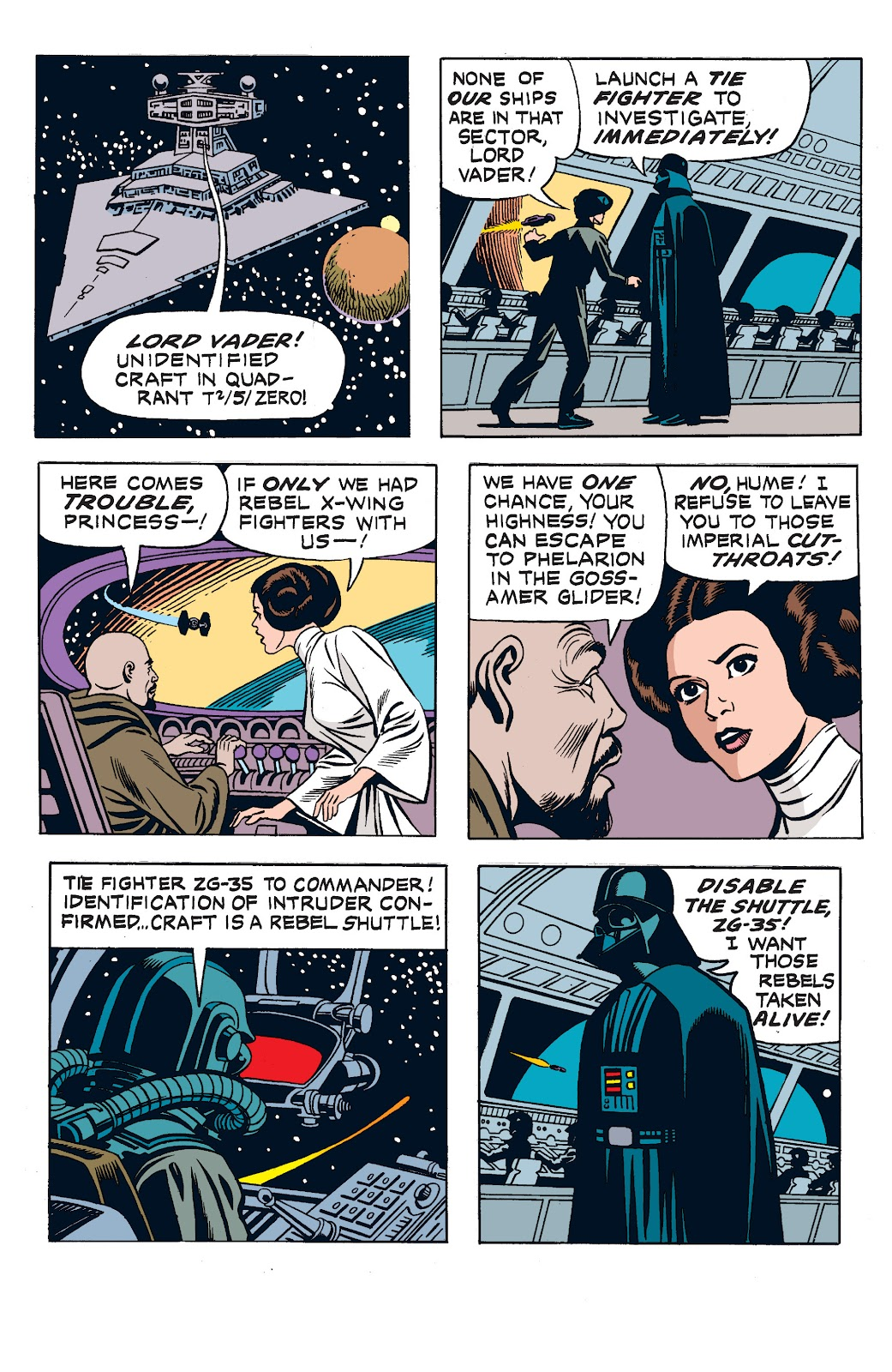 Read online Star Wars Legends: The Newspaper Strips - Epic Collection comic -  Issue # TPB (Part 2) - 50