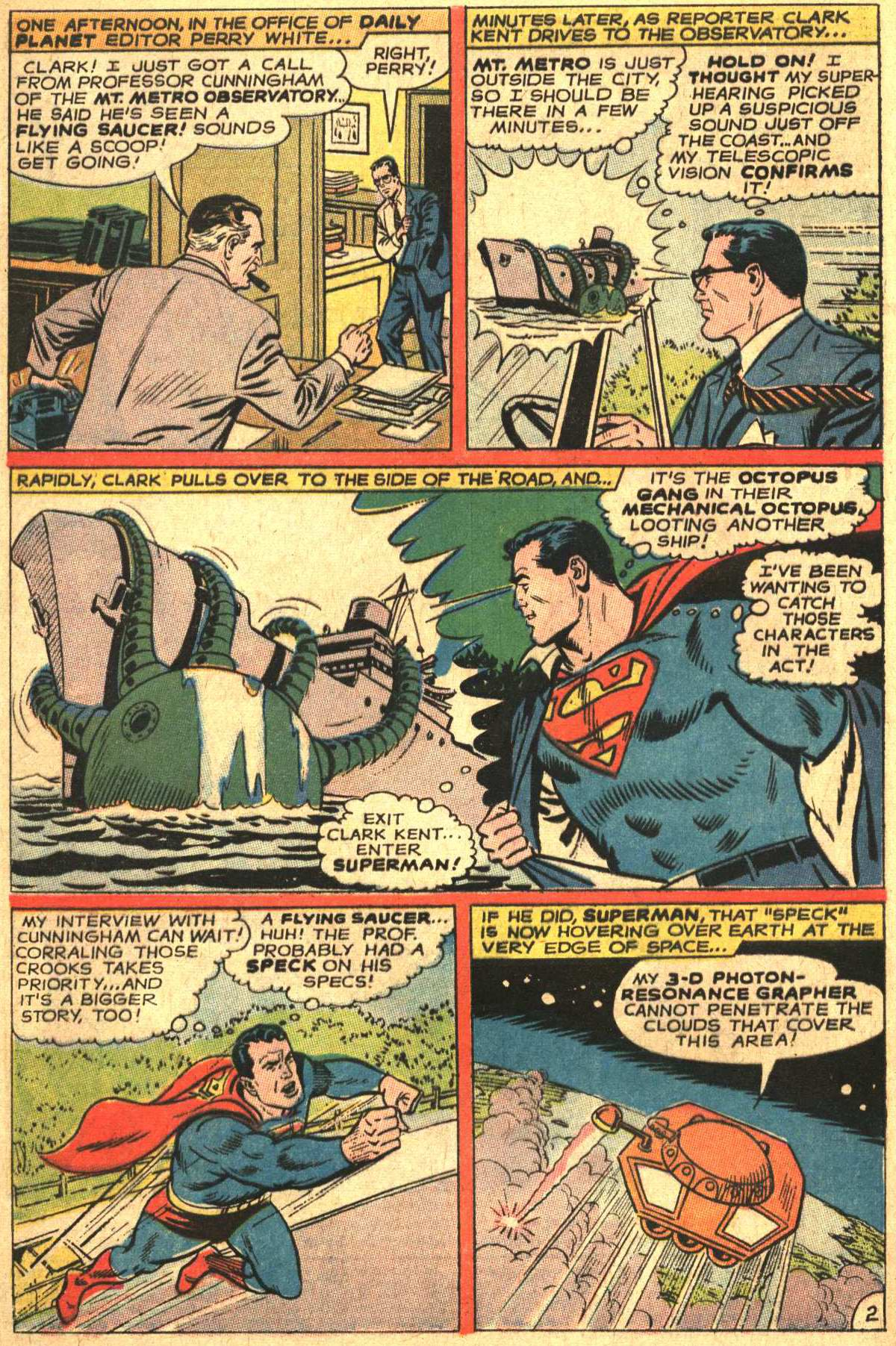 Read online Action Comics (1938) comic -  Issue #361 - 4
