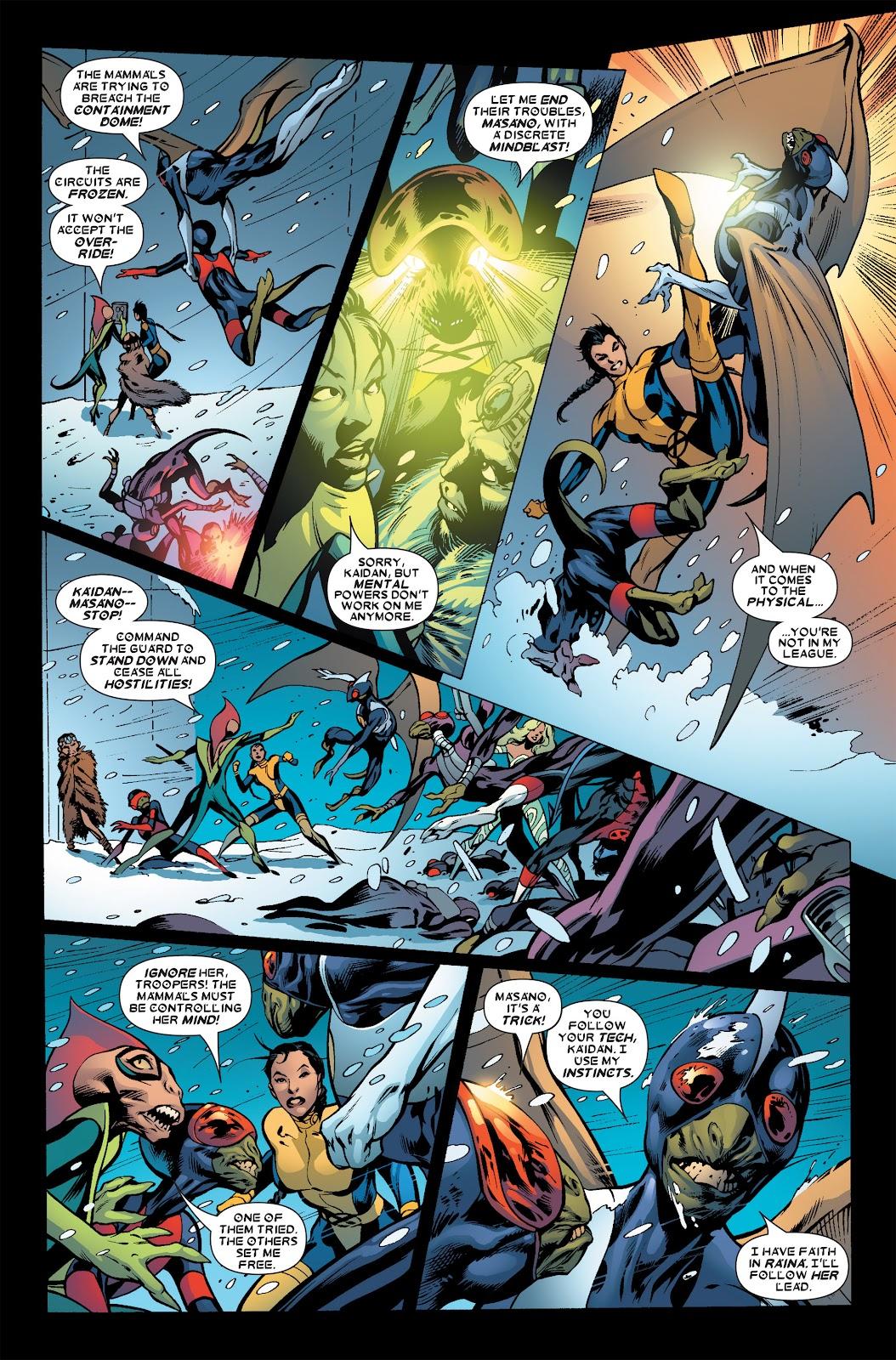 Uncanny X-Men (1963) issue 459 - Page 14