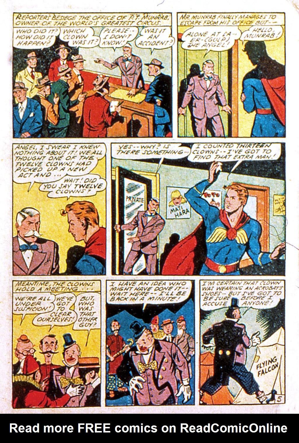 Read online Mystic Comics (1944) comic -  Issue #1 - 7