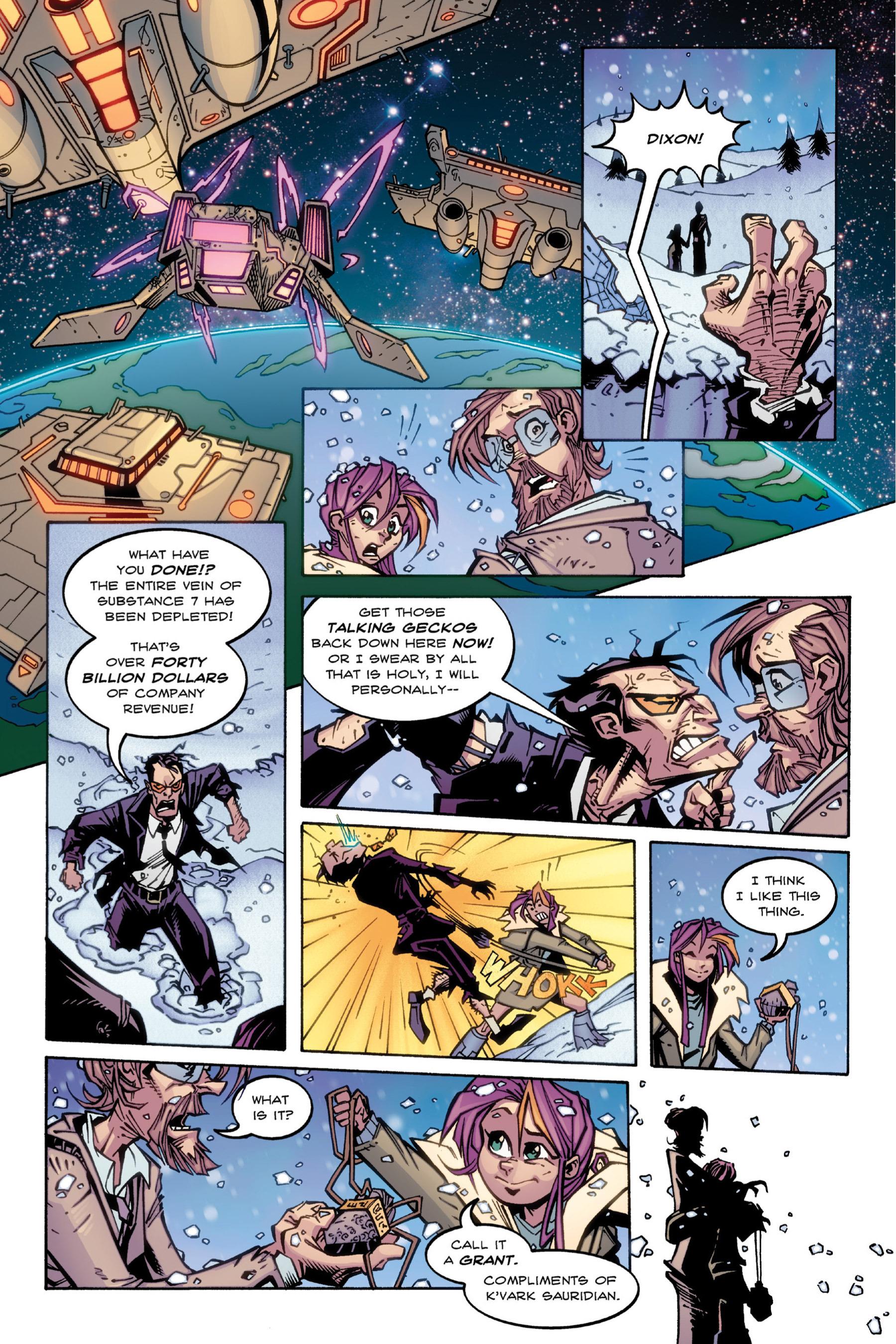 Read online Rexodus comic -  Issue # Full - 106
