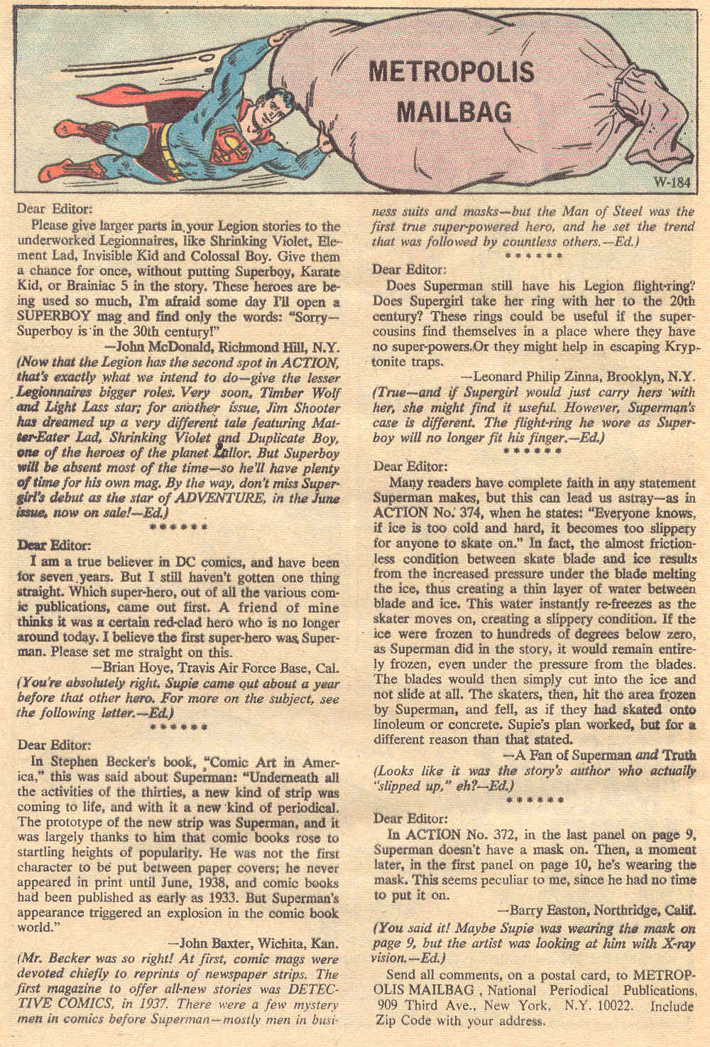 Read online Action Comics (1938) comic -  Issue #377 - 32