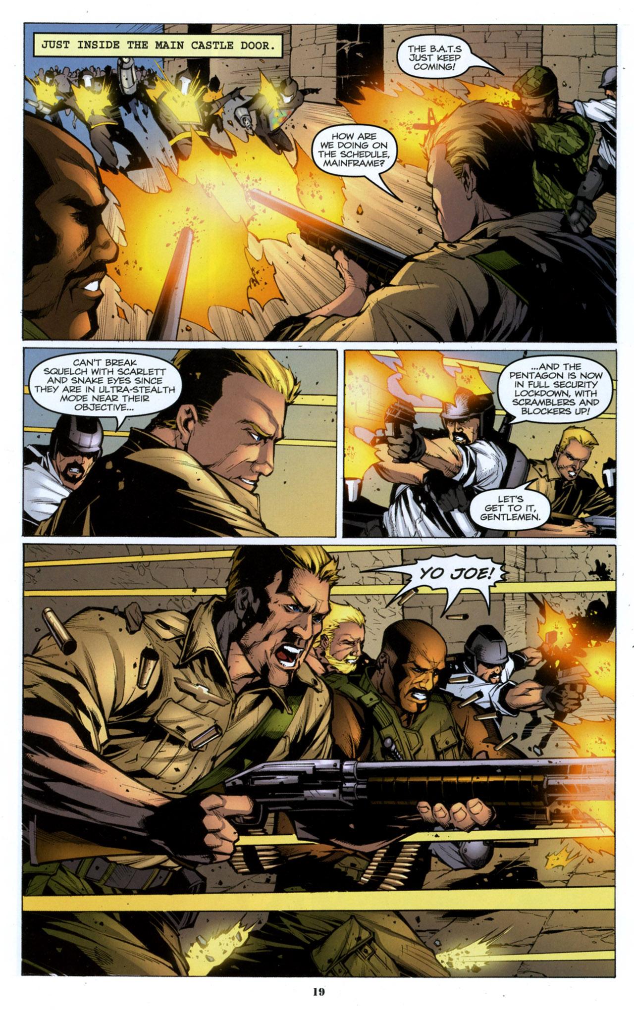 G.I. Joe: A Real American Hero 158 Page 20