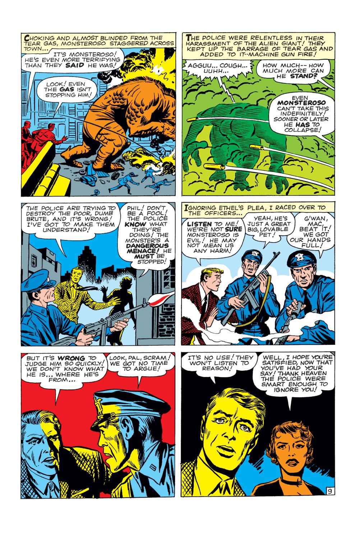Read online Amazing Adventures (1961) comic -  Issue #5 - 11