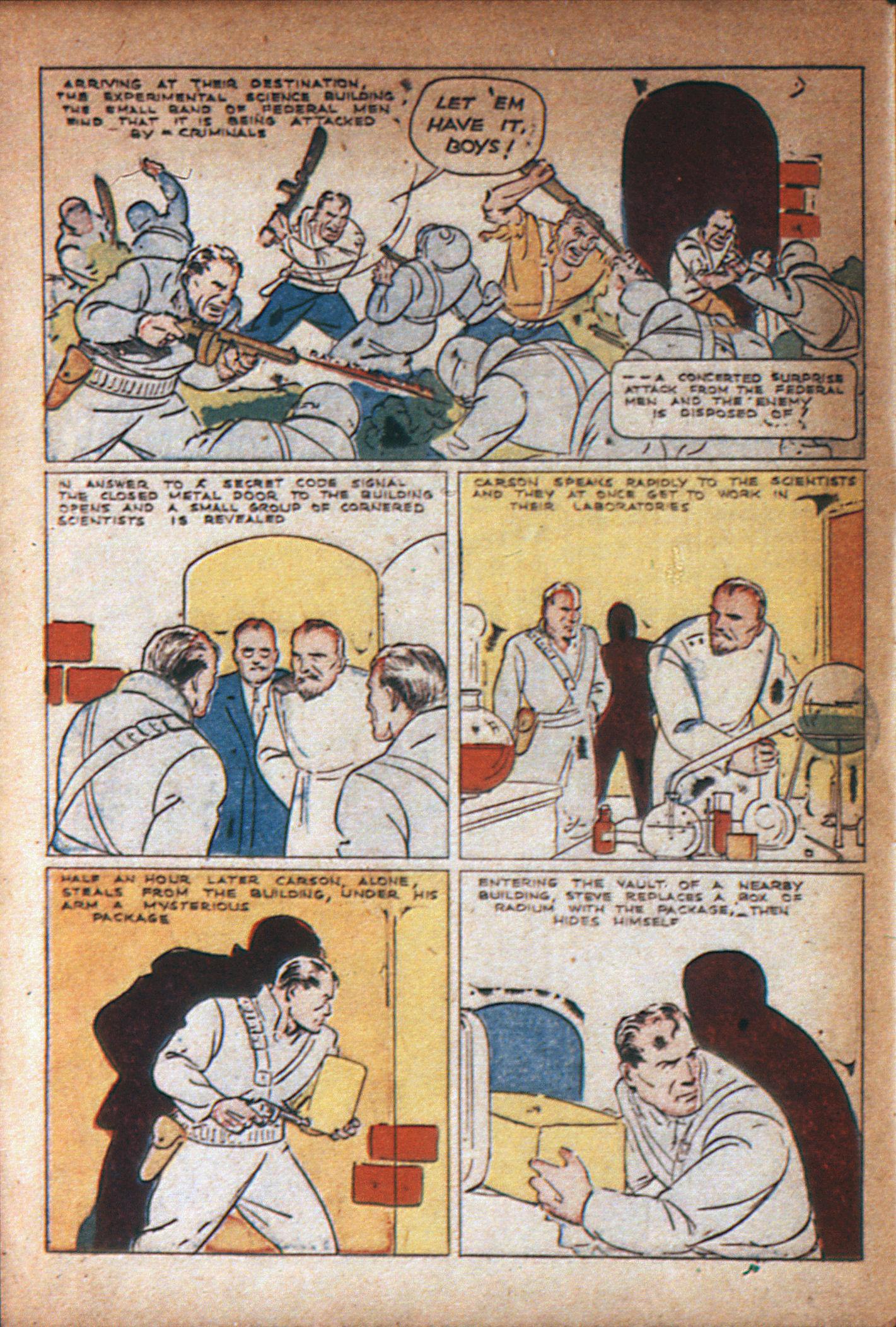 Read online Adventure Comics (1938) comic -  Issue #7 - 64