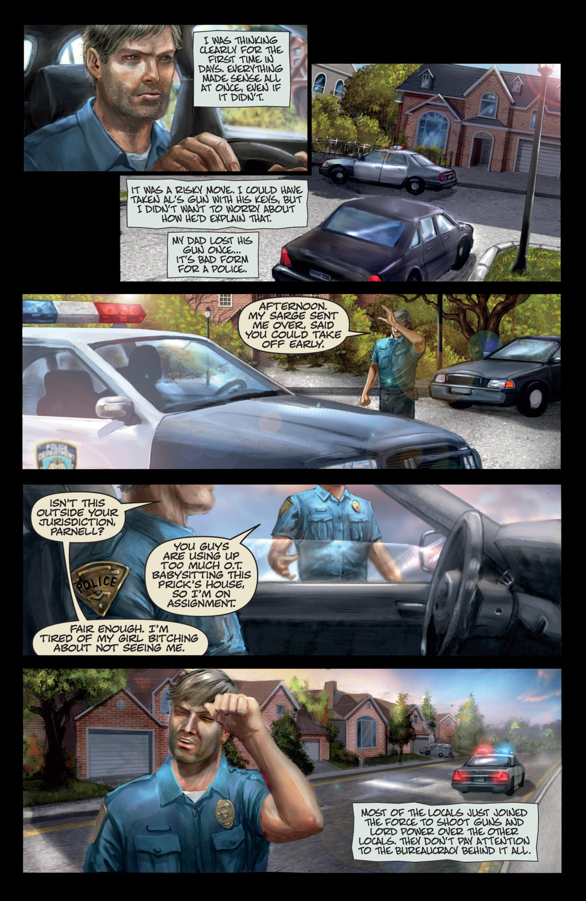 Read online Abattoir comic -  Issue #4 - 19