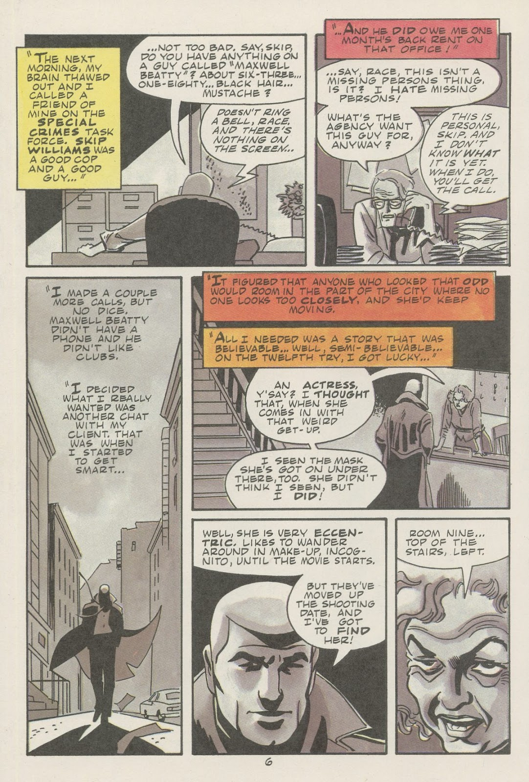 Jonny Quest (1986) issue 18 - Page 8