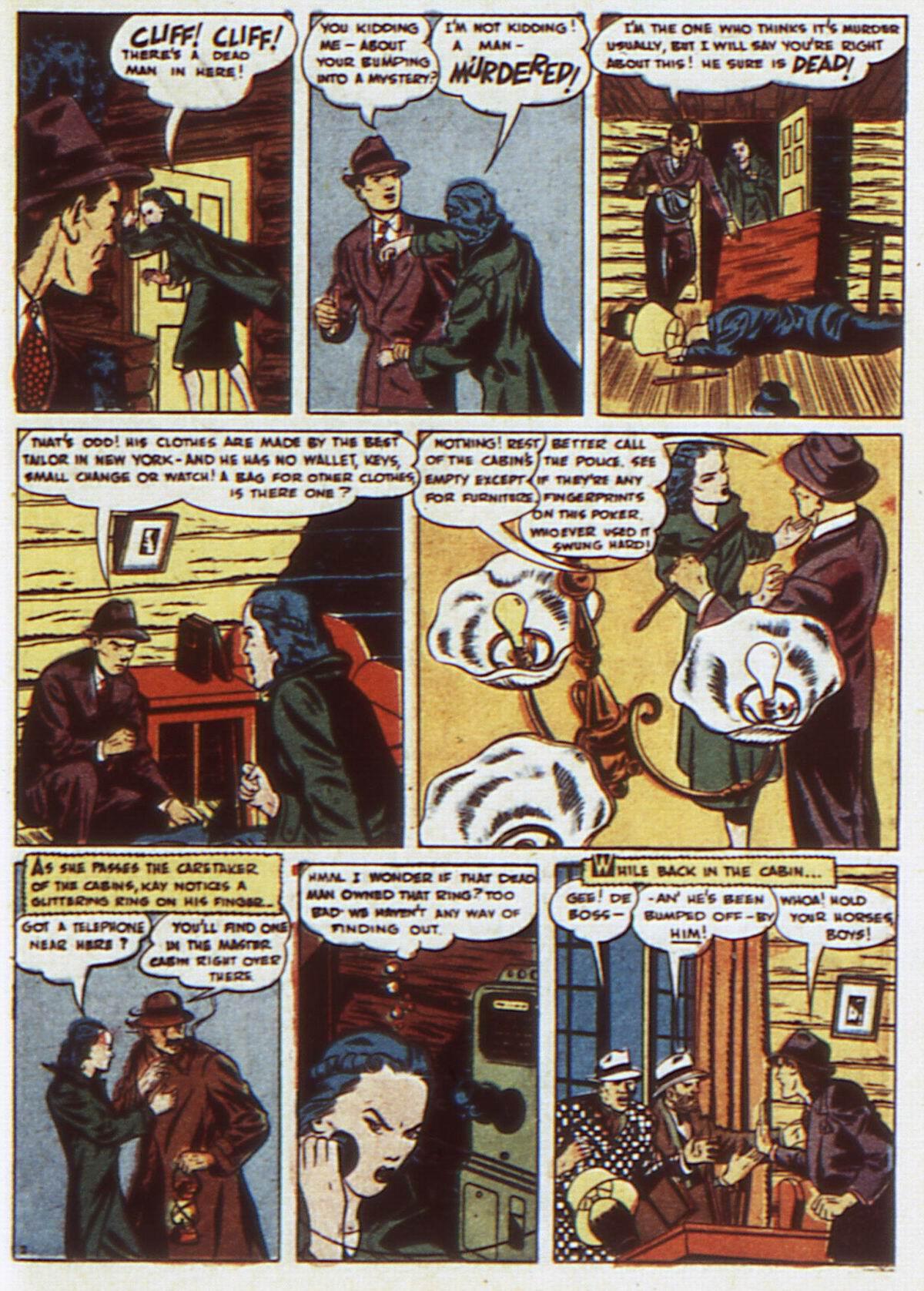 Read online Detective Comics (1937) comic -  Issue #52 - 45