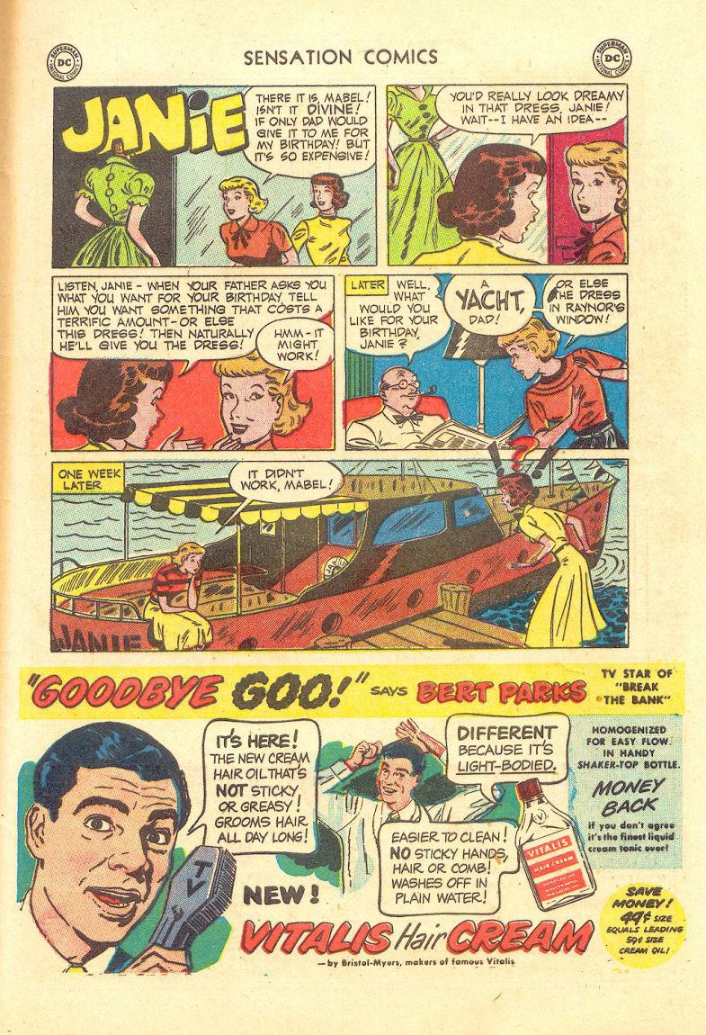 Read online Sensation (Mystery) Comics comic -  Issue #105 - 49