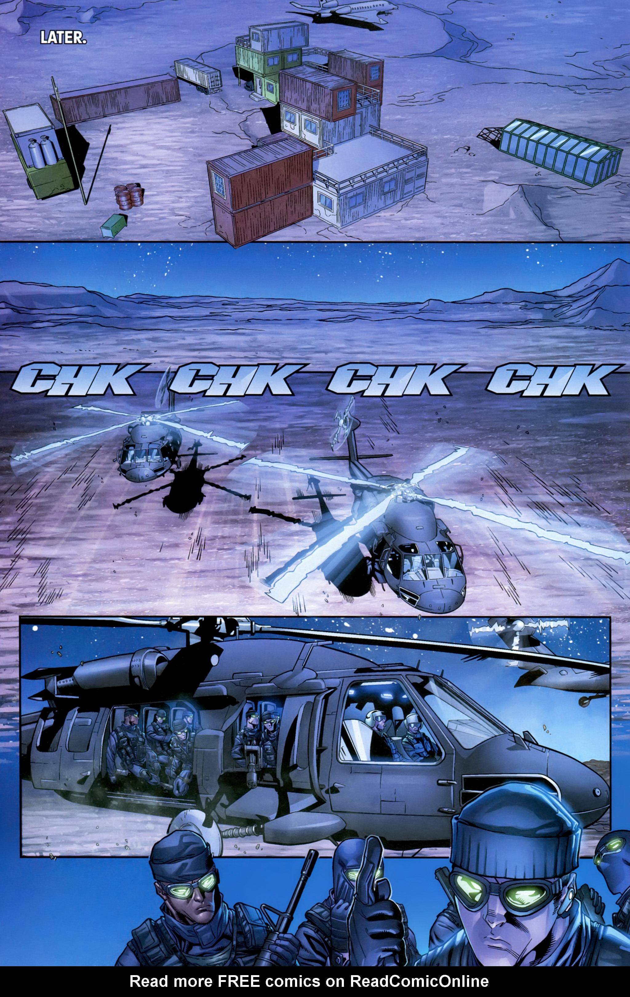 Read online Ultimate Comics X-Men comic -  Issue #21 - 16