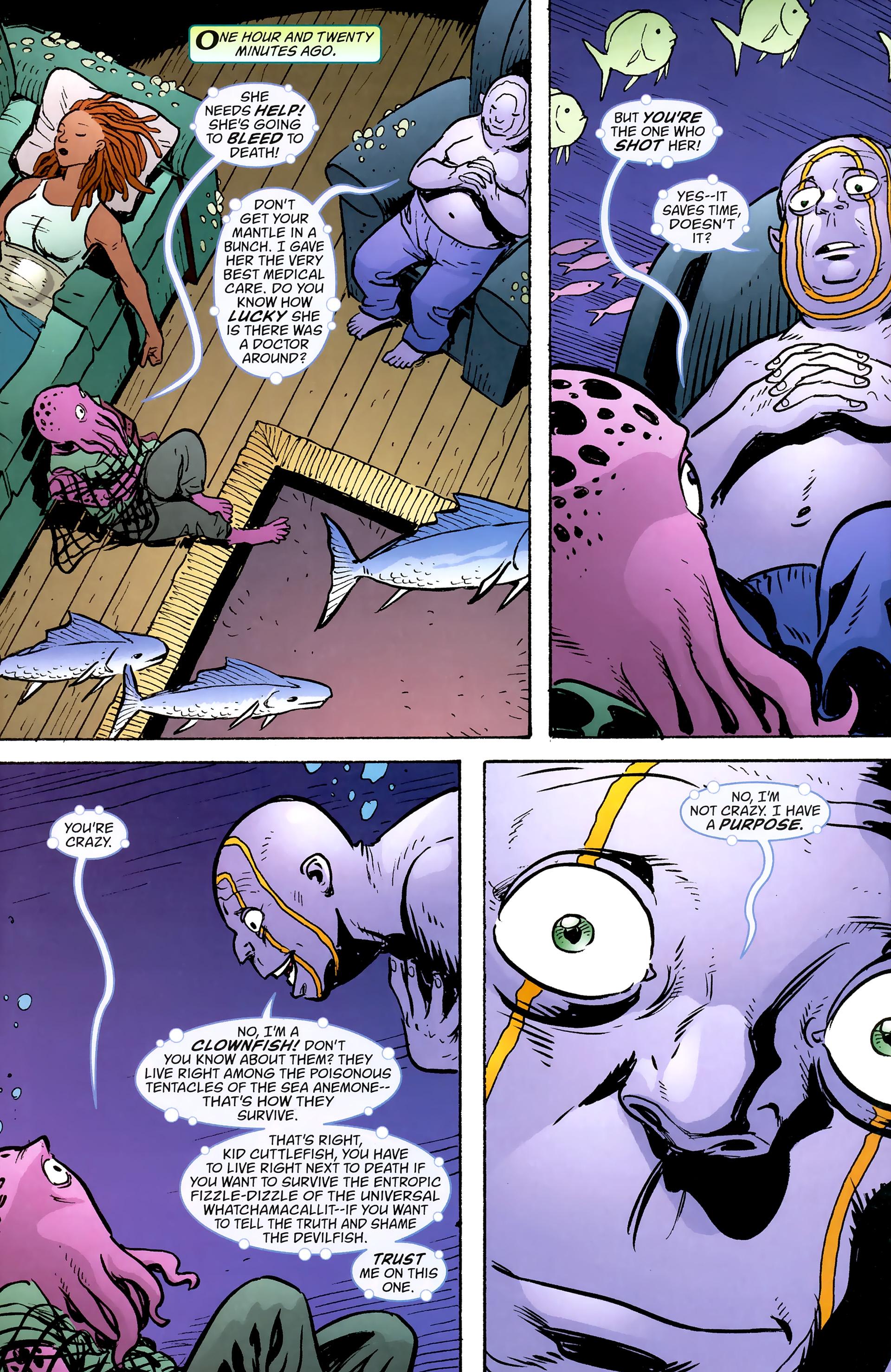 Read online Aquaman: Sword of Atlantis comic -  Issue #57 - 6