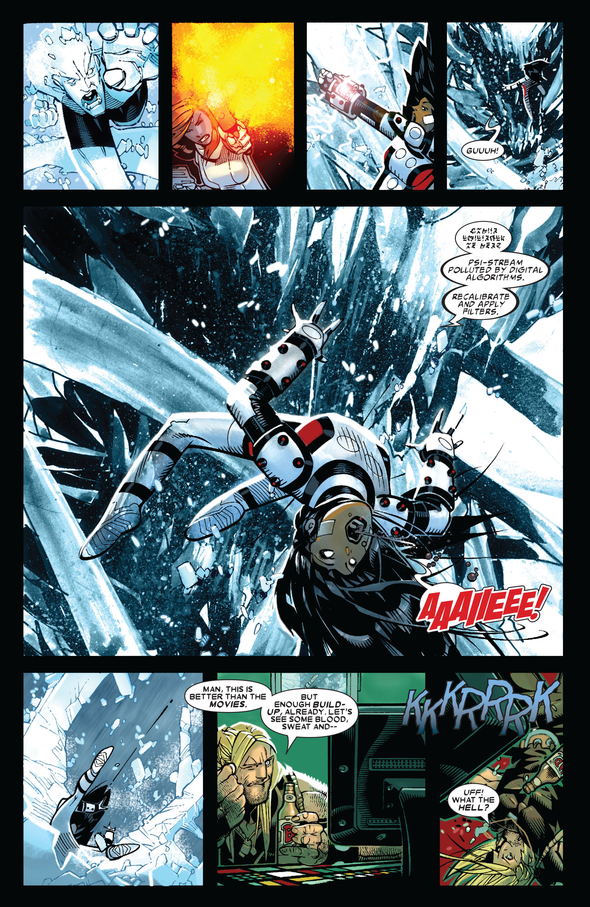 X-Men (1991) 199 Page 3