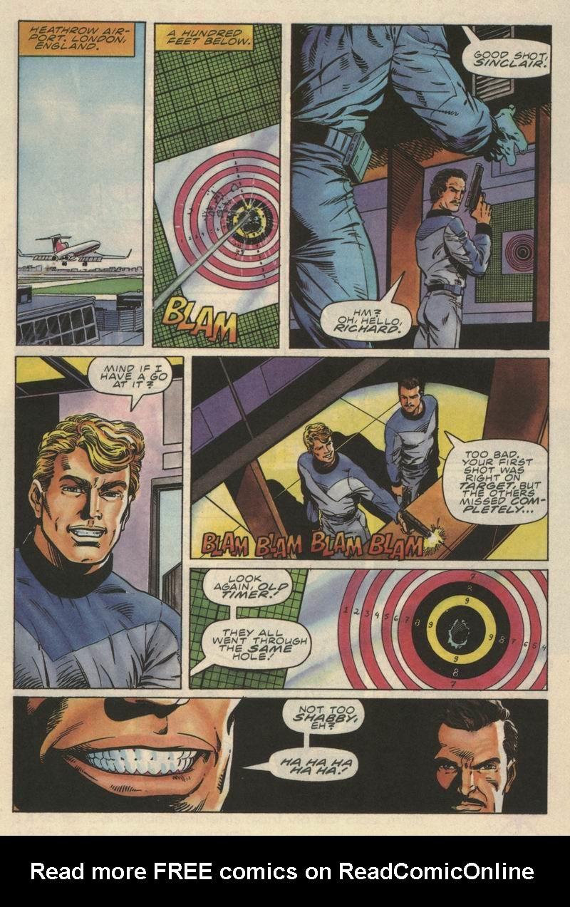 Read online Secret Weapons comic -  Issue #9 - 7