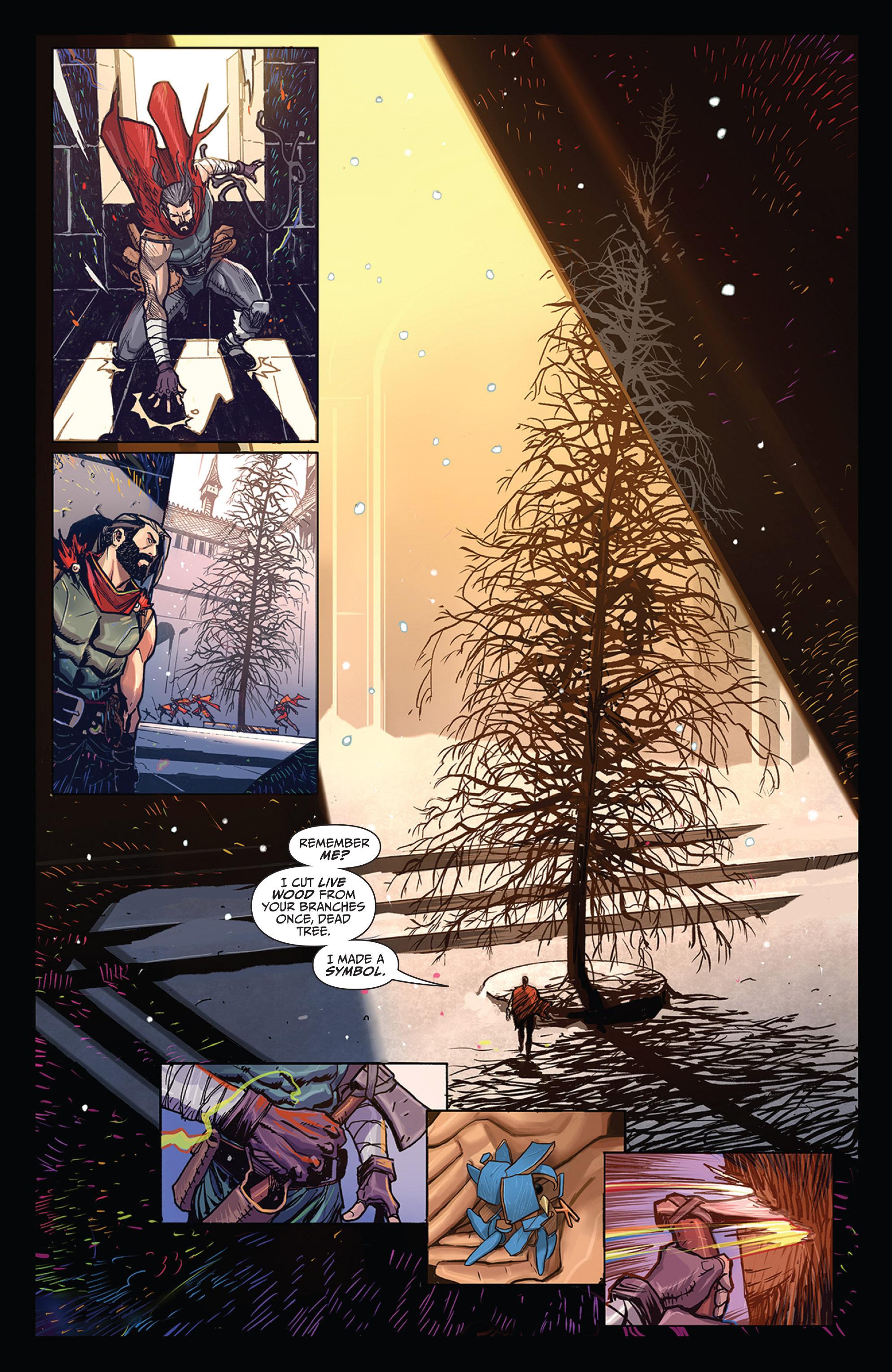 Read online Klaus comic -  Issue #3 - 22