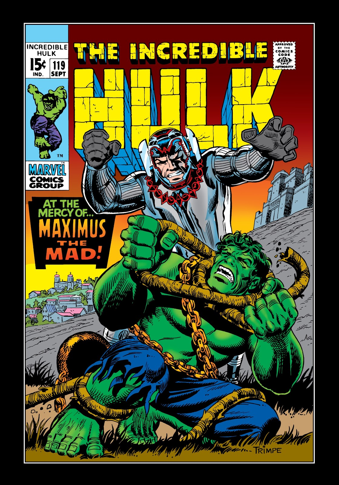 Read online Marvel Masterworks: The Incredible Hulk comic -  Issue # TPB 5 (Part 2) - 74