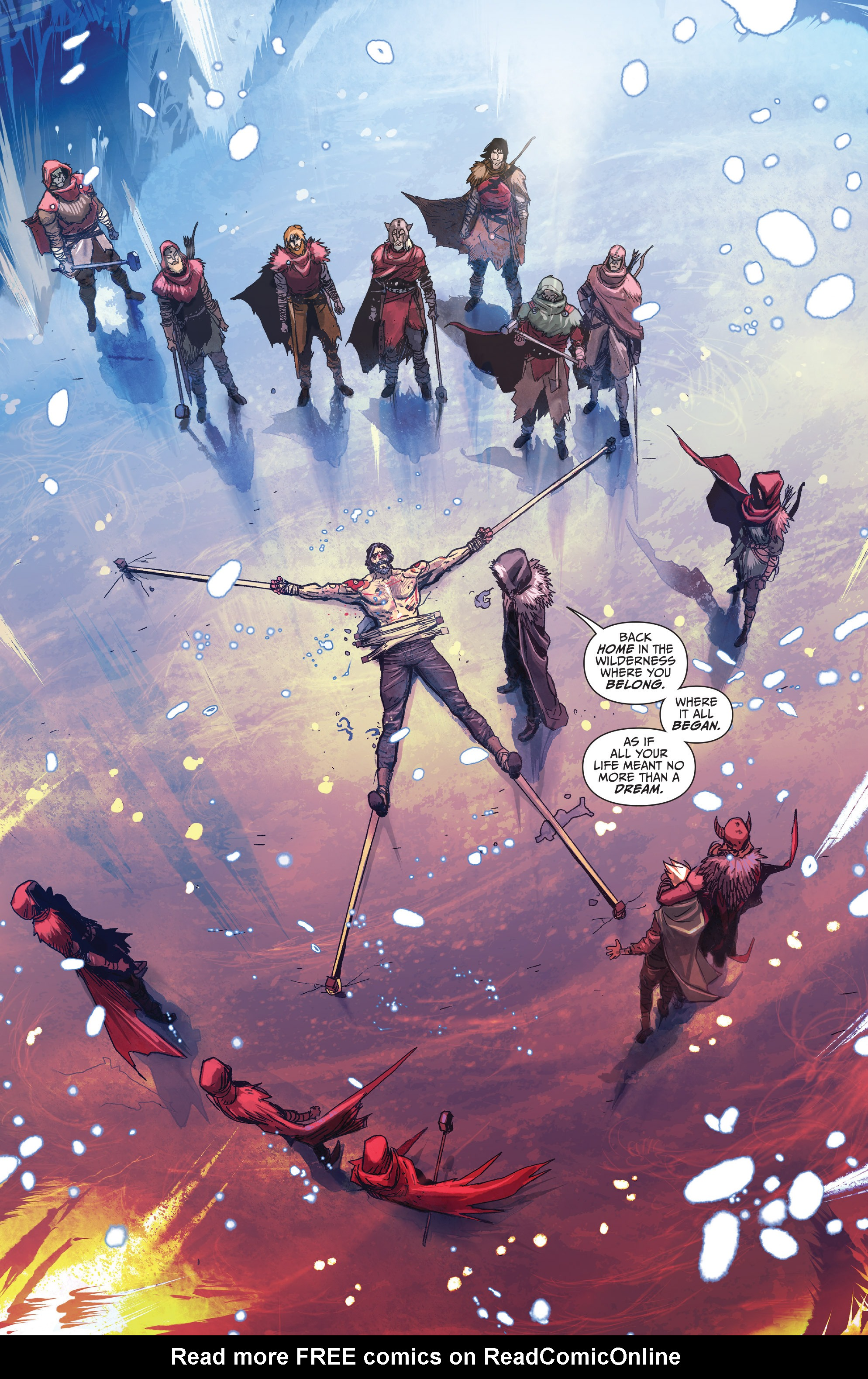 Read online Klaus comic -  Issue #6 - 10