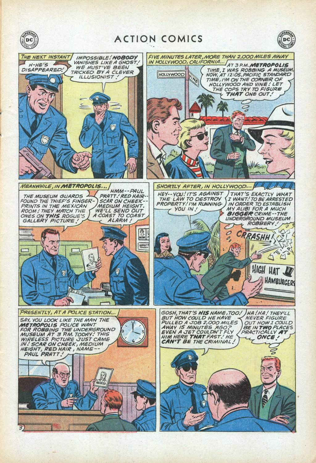 Read online Action Comics (1938) comic -  Issue #281 - 5