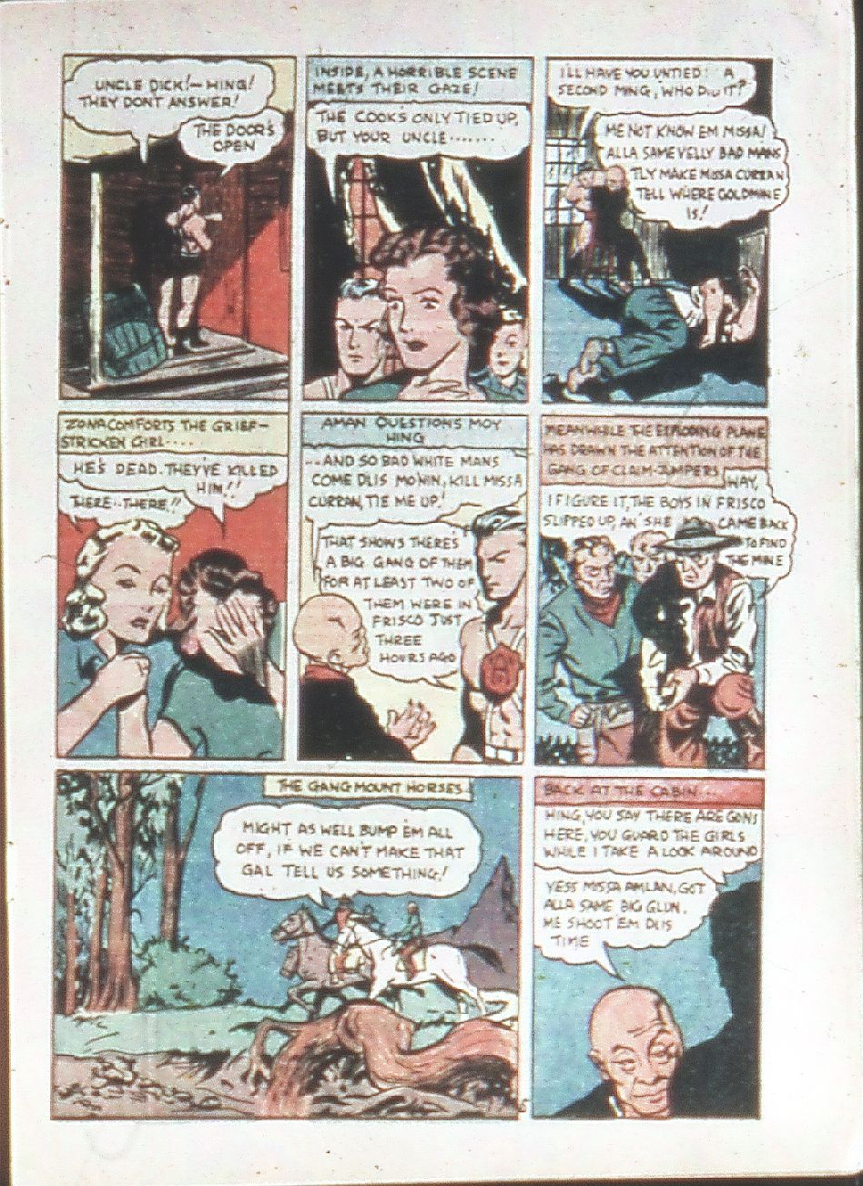 Read online Amazing Man Comics comic -  Issue #18 - 7