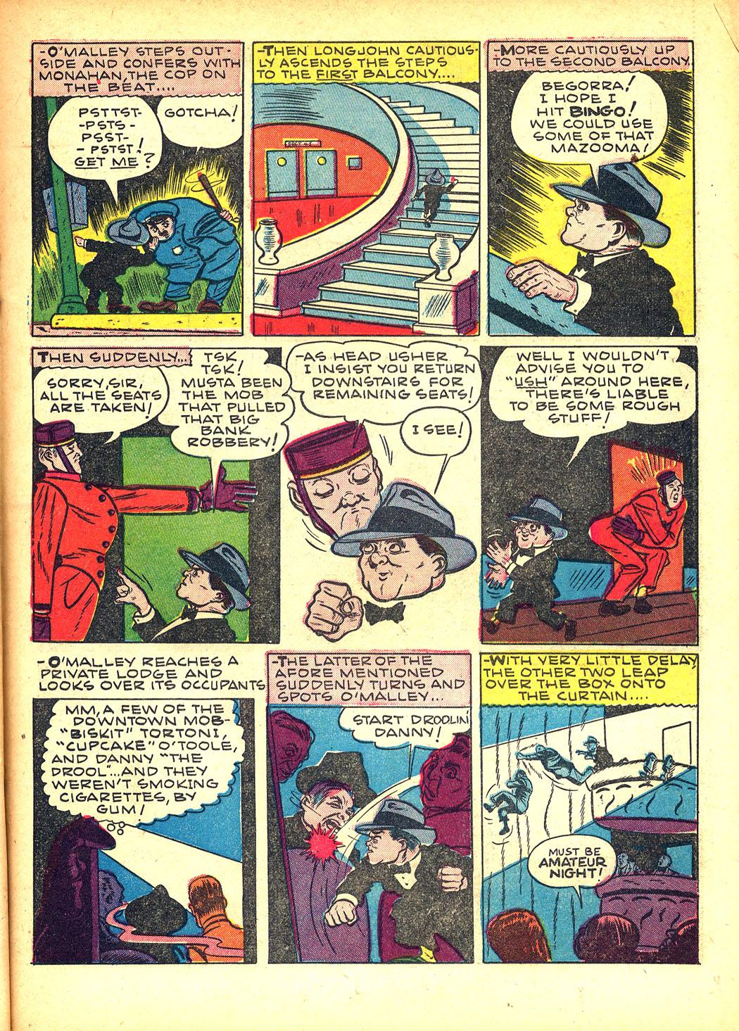 Read online Sensation (Mystery) Comics comic -  Issue #8 - 35