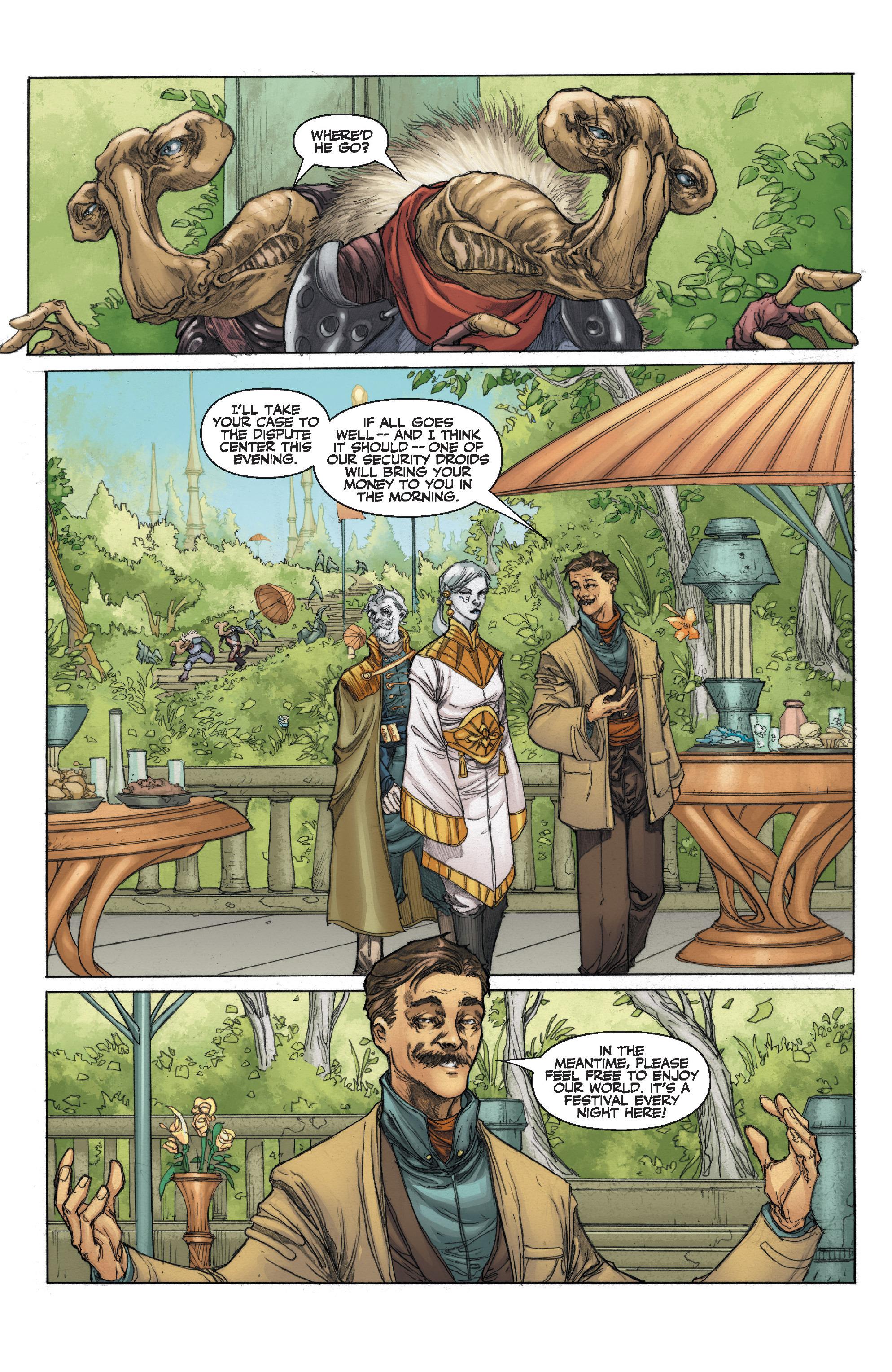 Read online Star Wars Omnibus comic -  Issue # Vol. 29 - 241