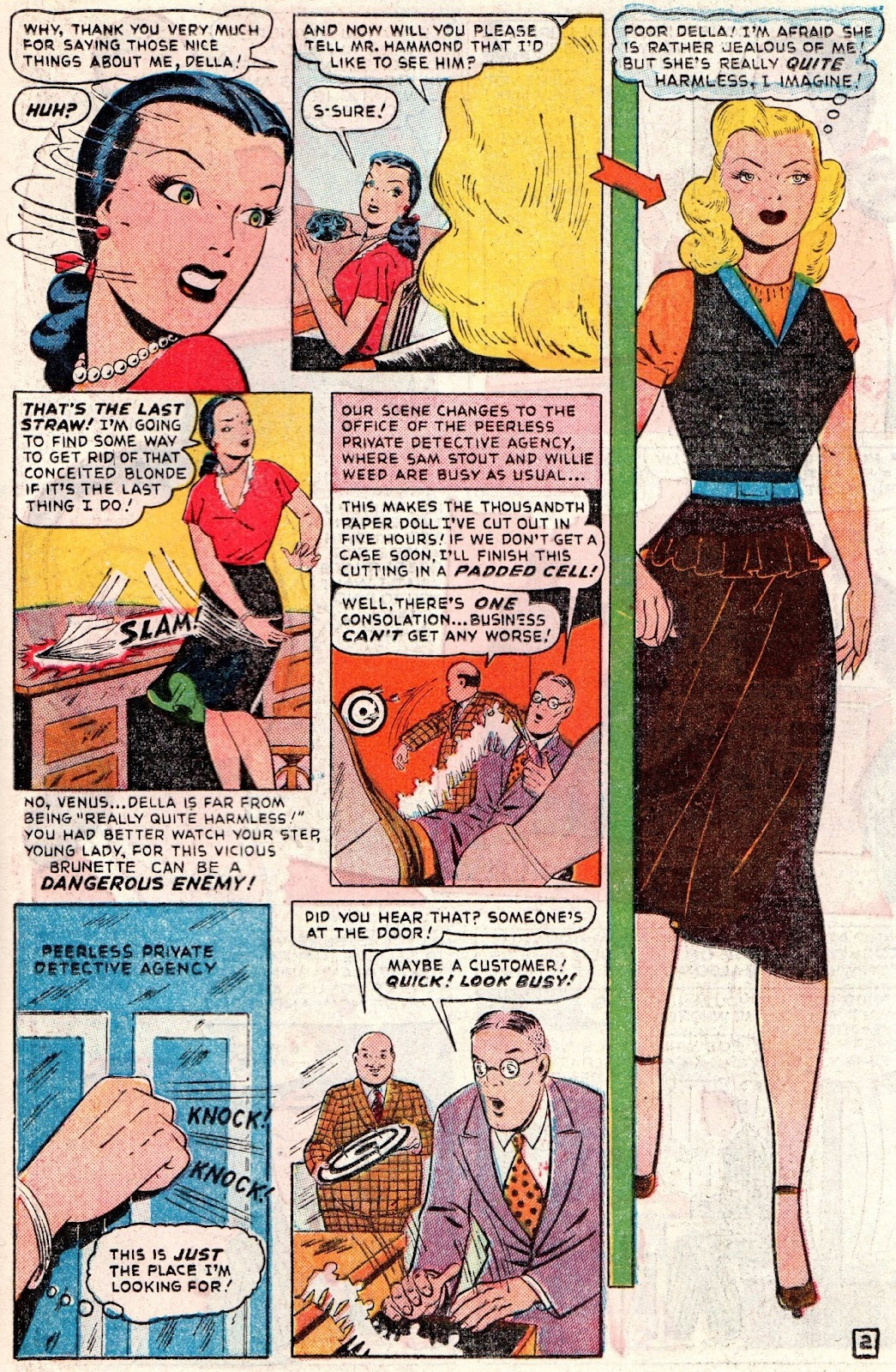 Venus (1948) issue 2 - Page 25