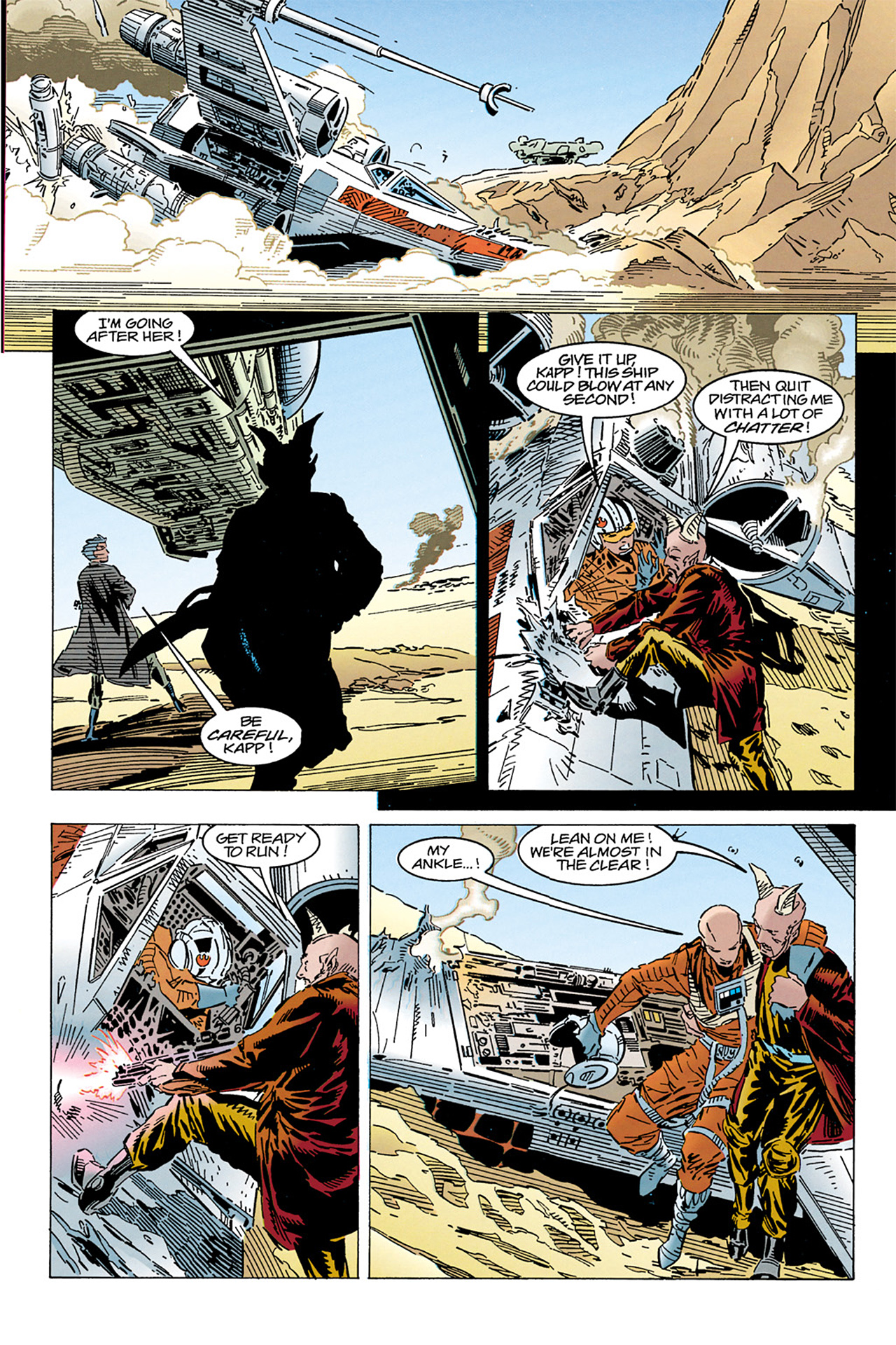 Read online Star Wars Omnibus comic -  Issue # Vol. 2 - 109