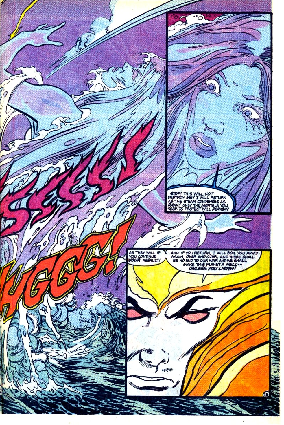 Firestorm, the Nuclear Man Issue #93 #29 - English 16