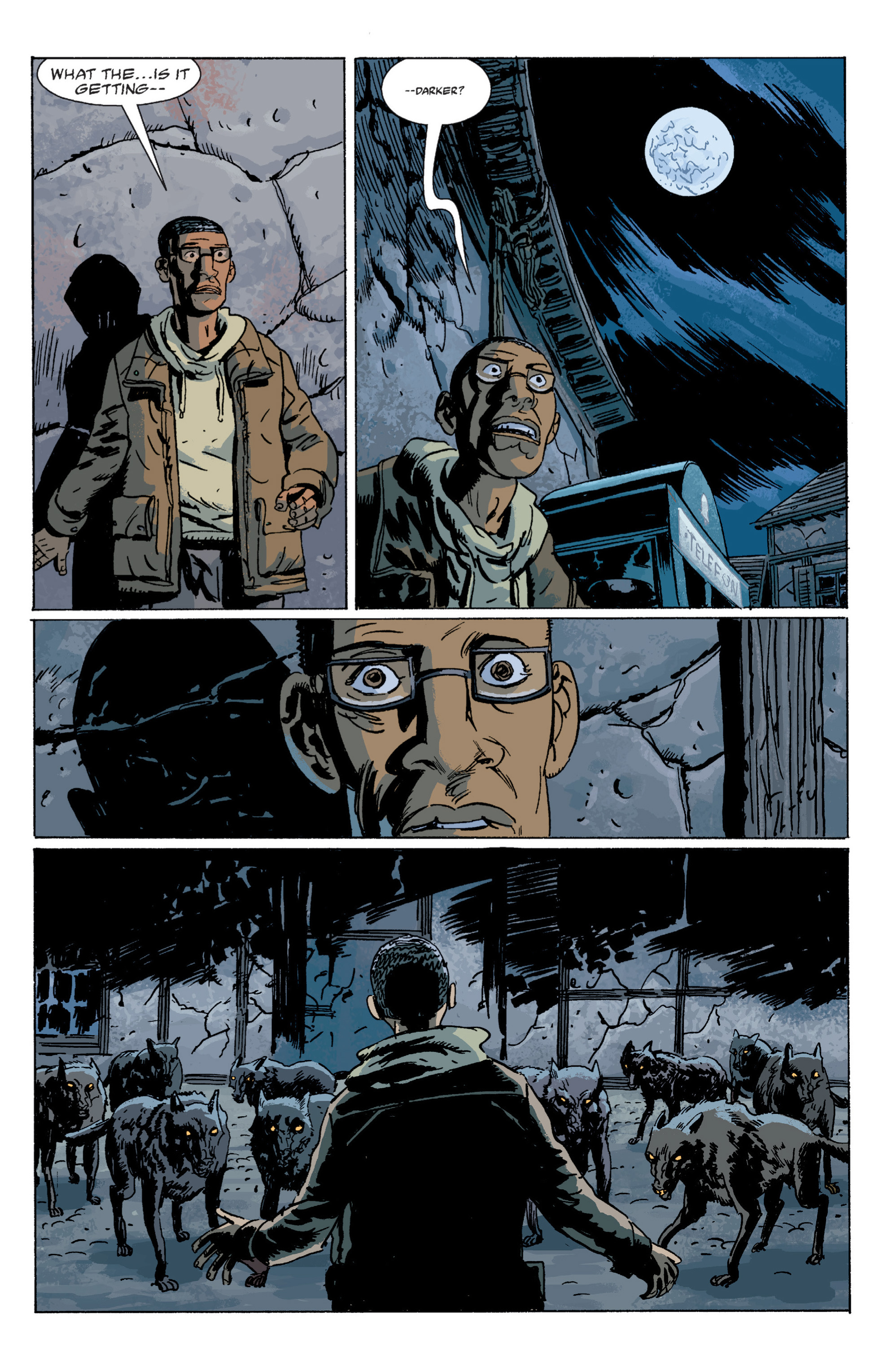 Read online B.P.R.D. (2003) comic -  Issue # TPB 6 - 80