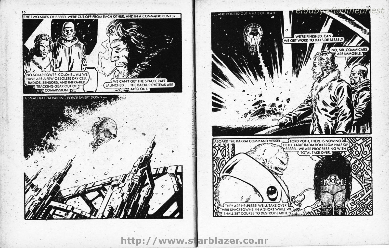Starblazer issue 59 - Page 10