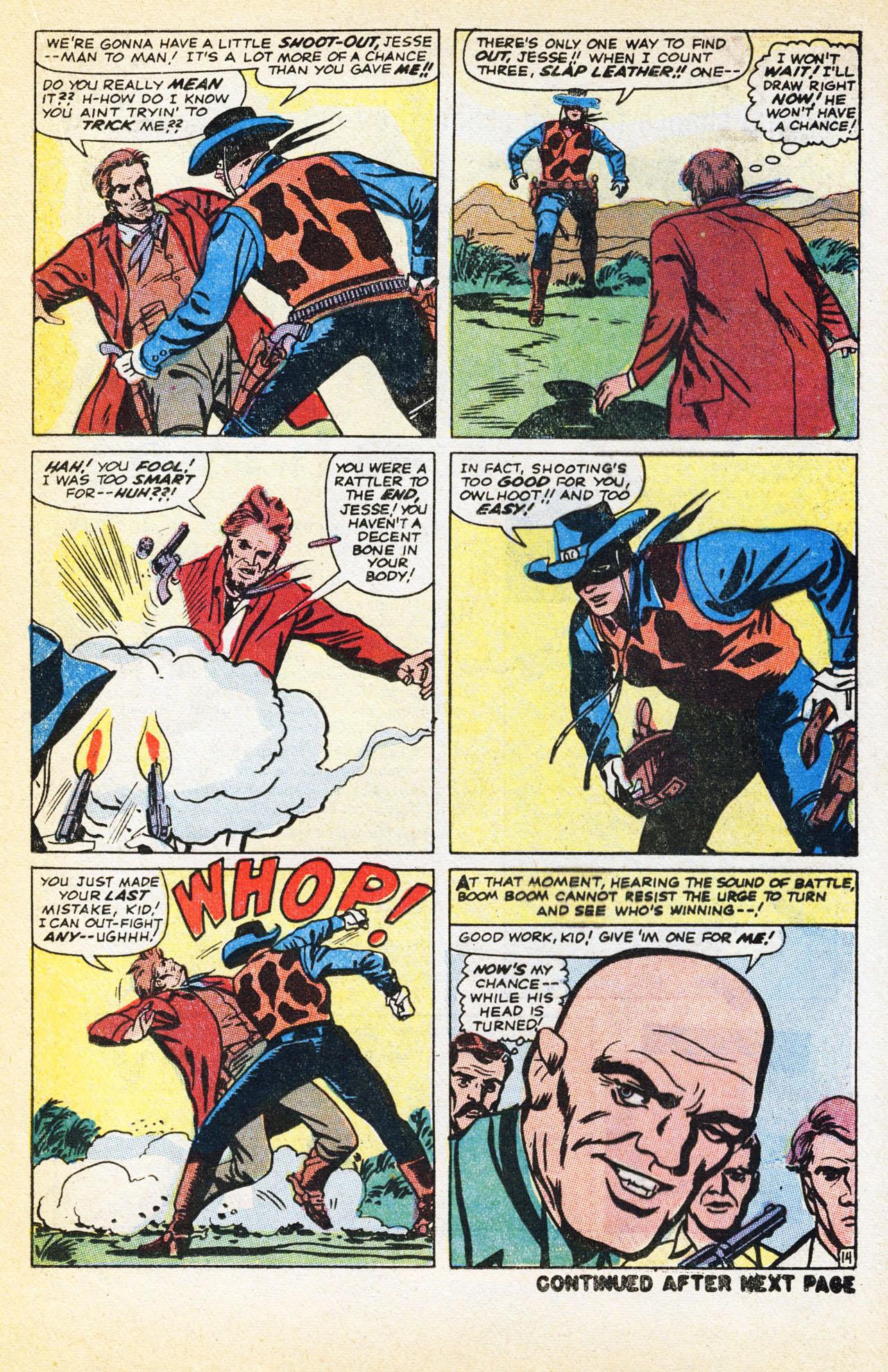 Read online Two-Gun Kid comic -  Issue #94 - 21