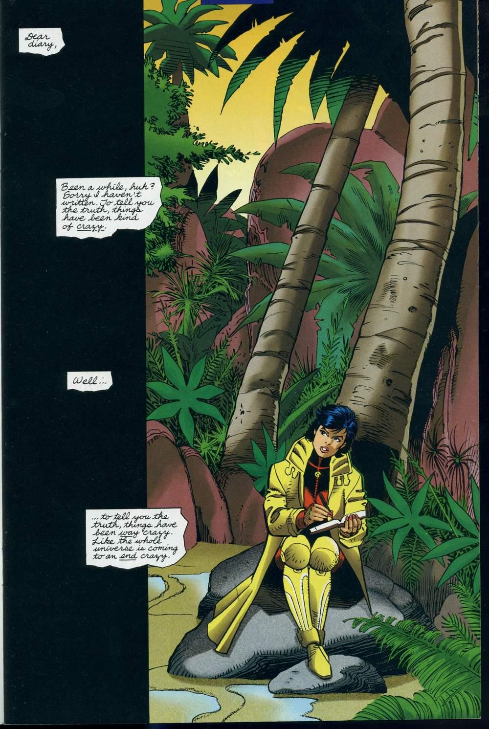 Read online DC Versus Marvel Comics comic -  Issue #3 - 3