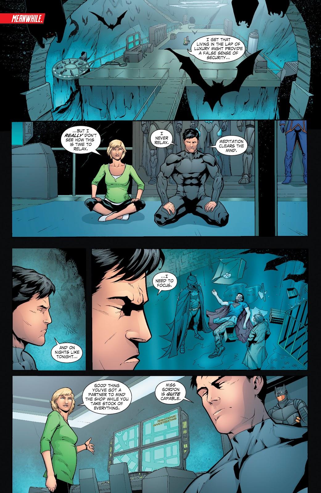 Read online Smallville Season 11 [II] comic -  Issue # TPB 6 - 119