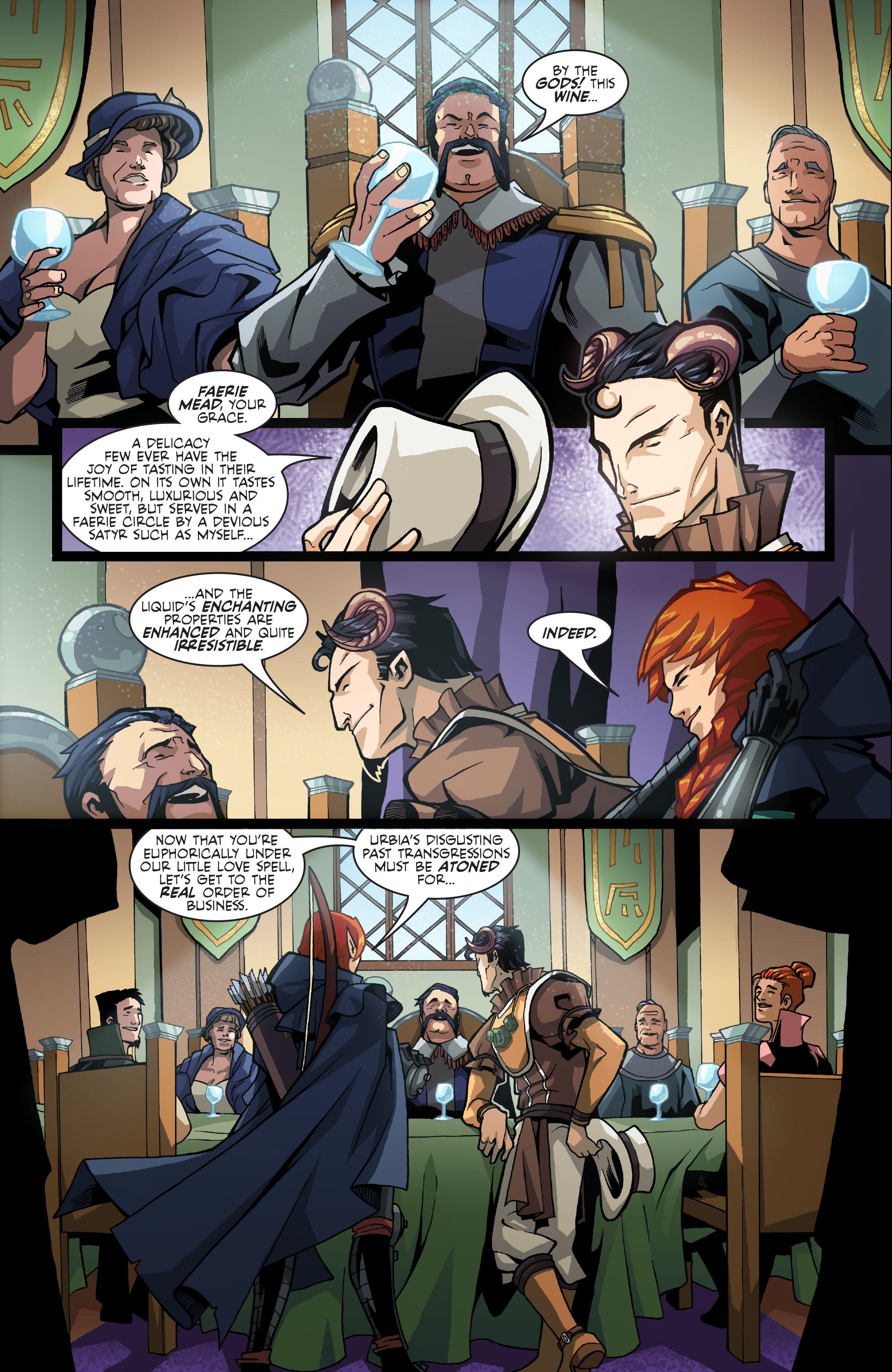 Read online Skullkickers comic -  Issue #9 - 14