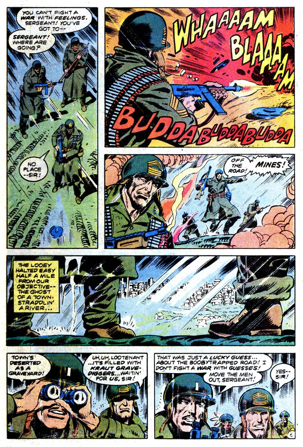 Read online Sgt. Rock comic -  Issue #340 - 6