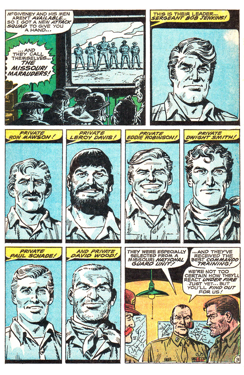 Read online Sgt. Fury comic -  Issue #164 - 5