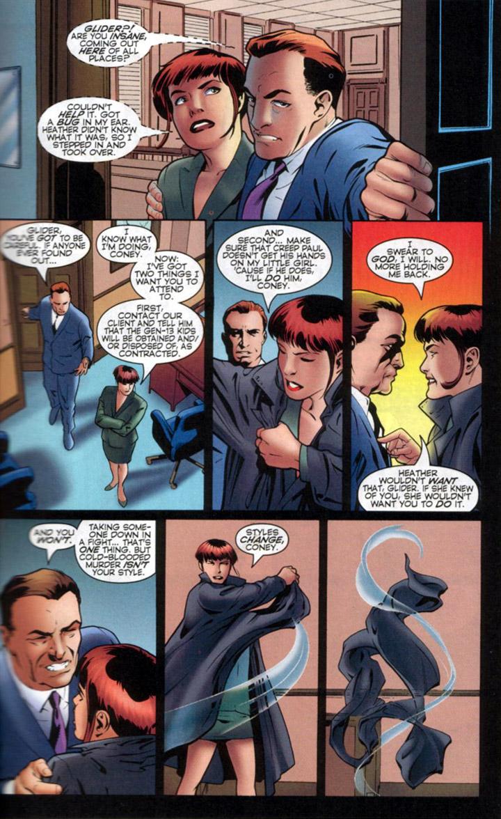 Read online Spider-Man/Gen13 comic -  Issue # Full - 30