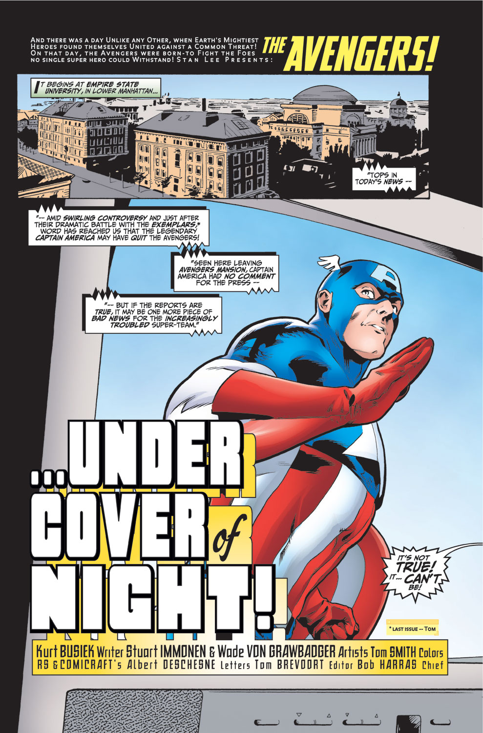 Read online Avengers (1998) comic -  Issue #26 - 2