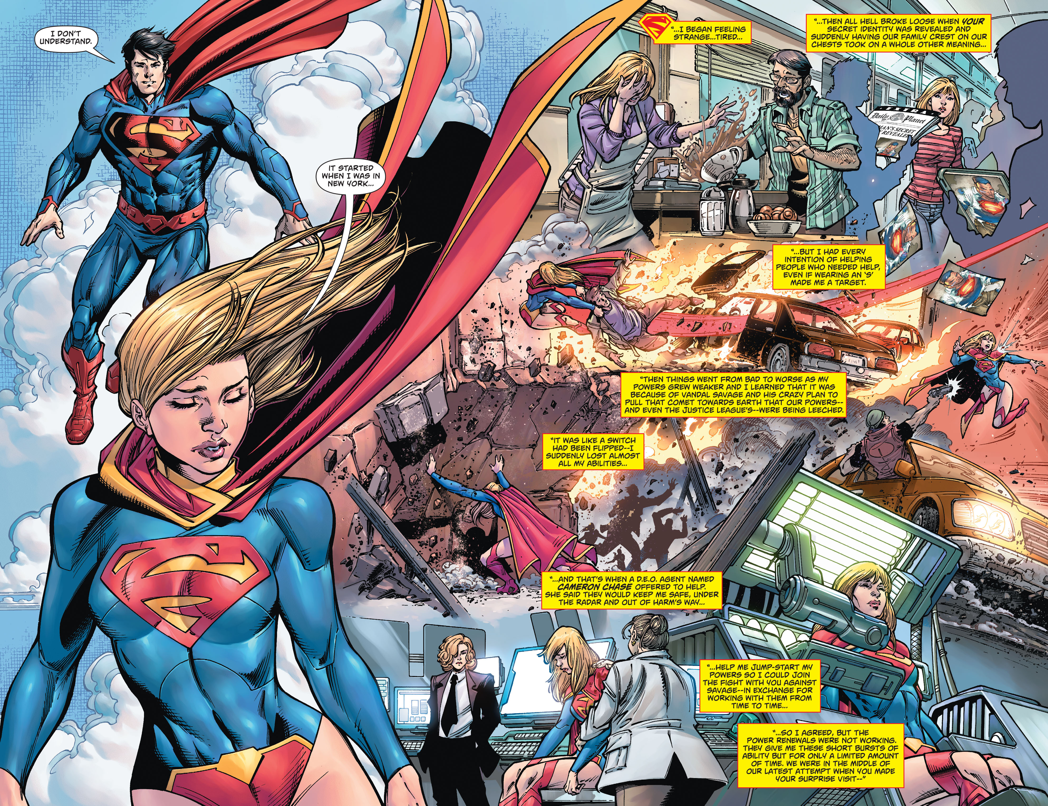 Read online Action Comics (2011) comic -  Issue #51 - 8