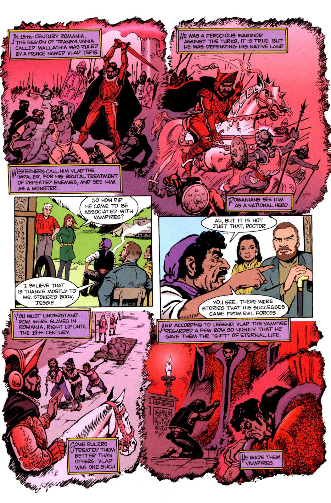 Read online The Real Adventures of Jonny Quest comic -  Issue #2 - 6