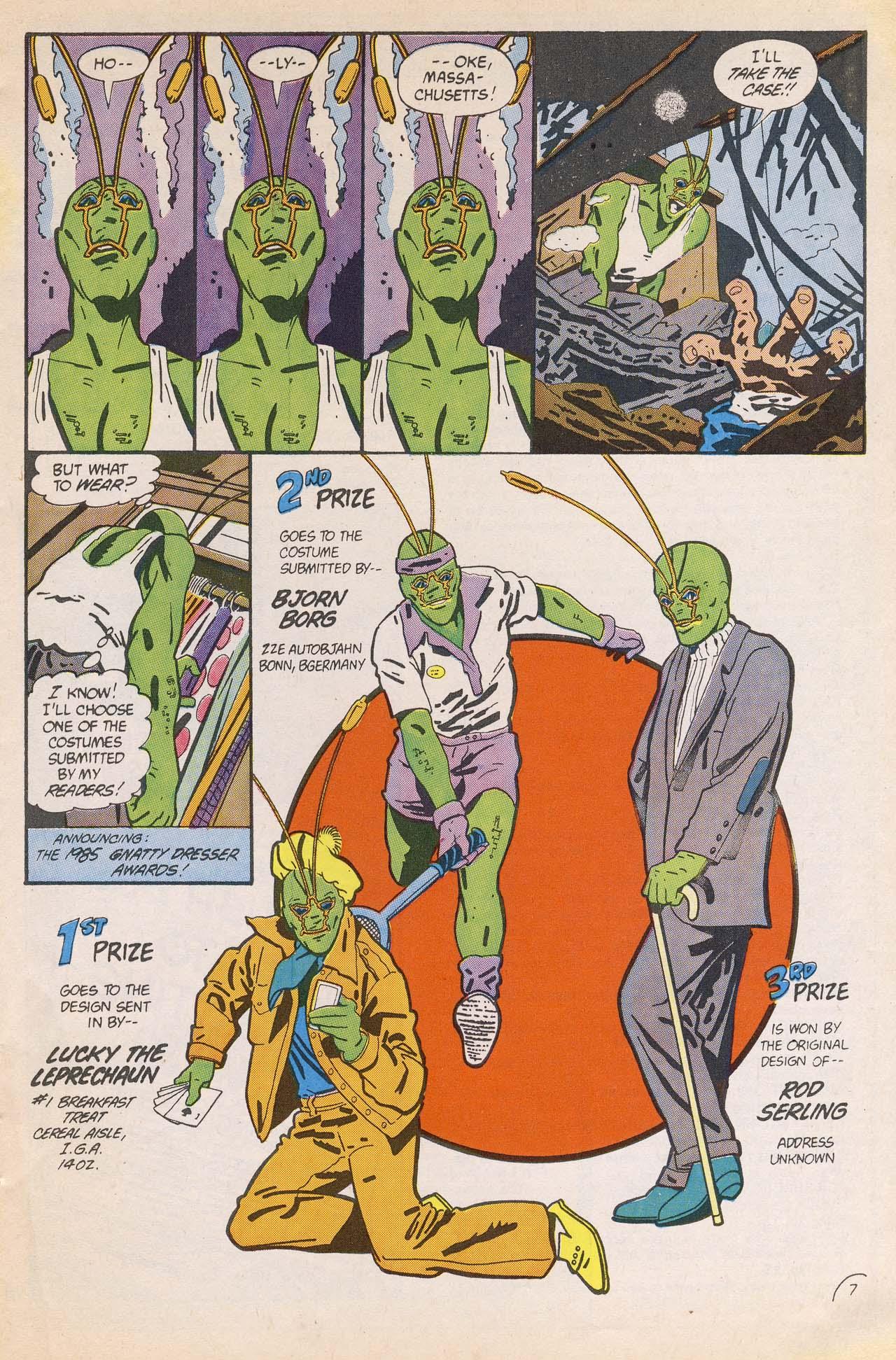 Read online Ambush Bug comic -  Issue #2 - 11