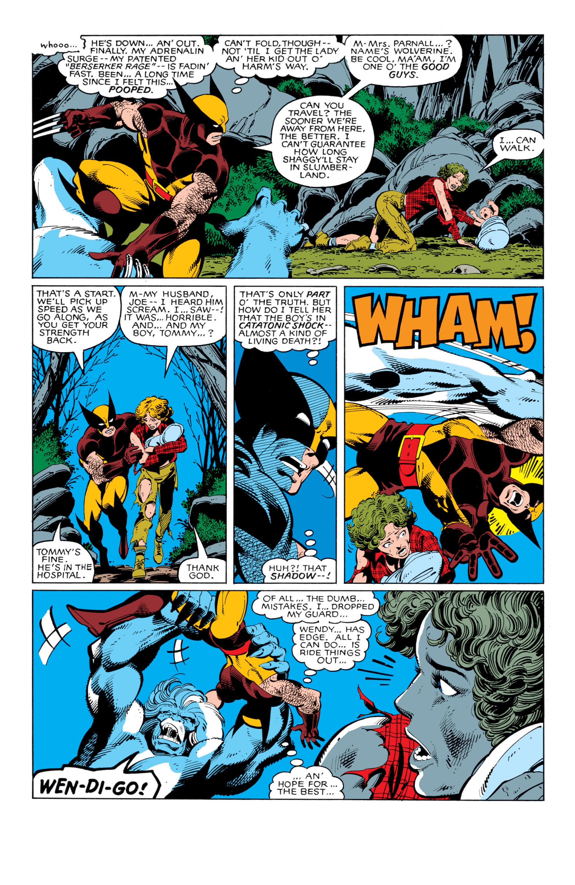 Read online Uncanny X-Men (1963) comic -  Issue #140 - 15