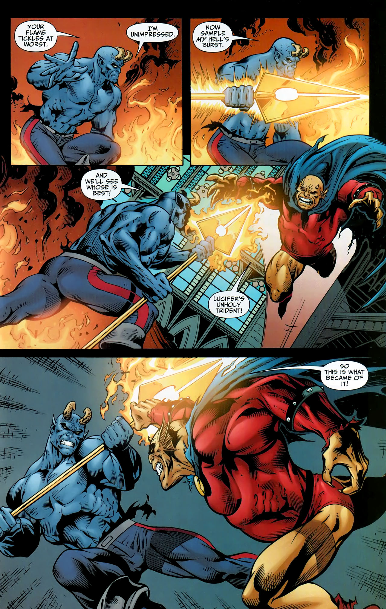 Read online Shadowpact comic -  Issue #9 - 19