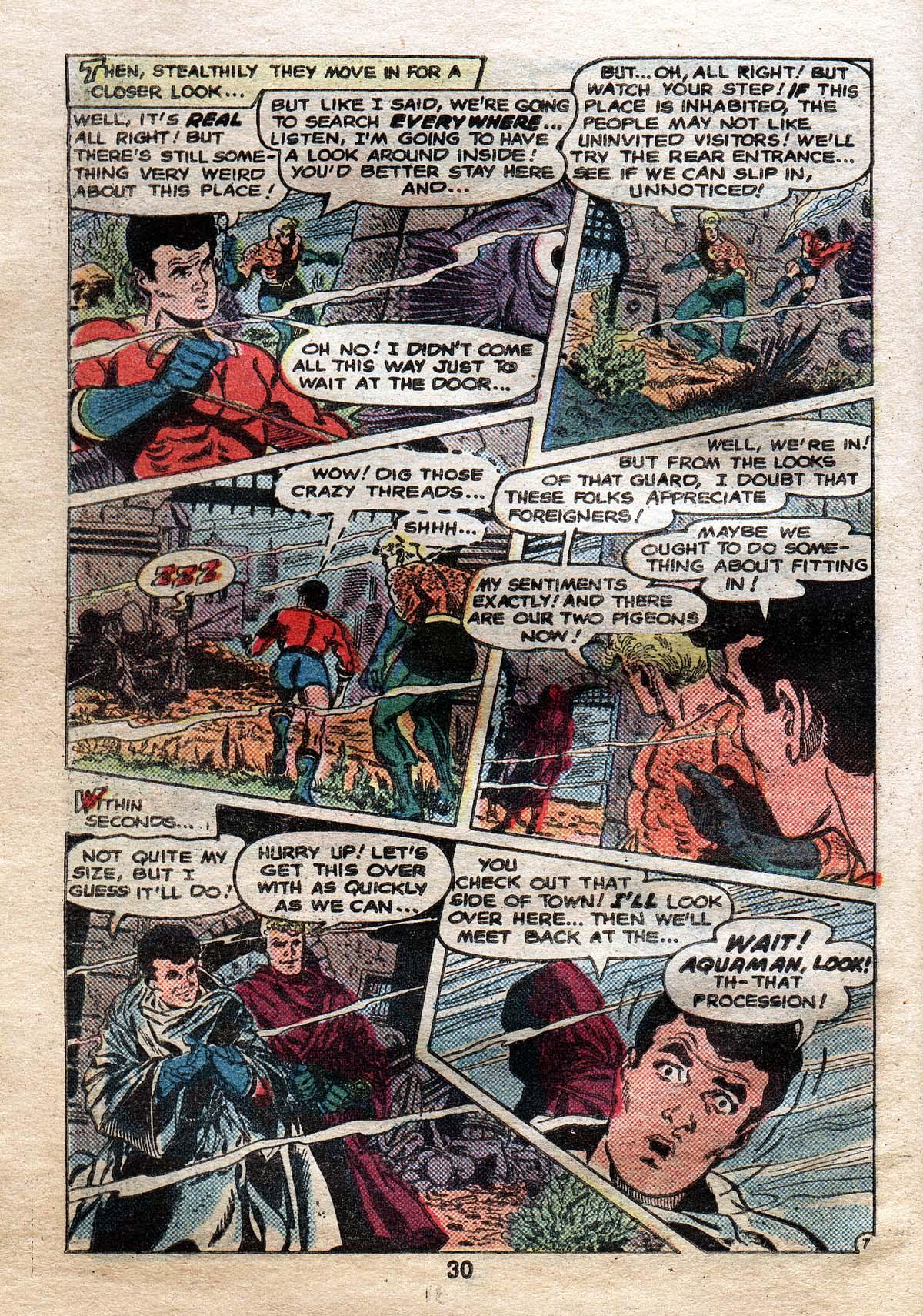 Read online Adventure Comics (1938) comic -  Issue #491 - 30