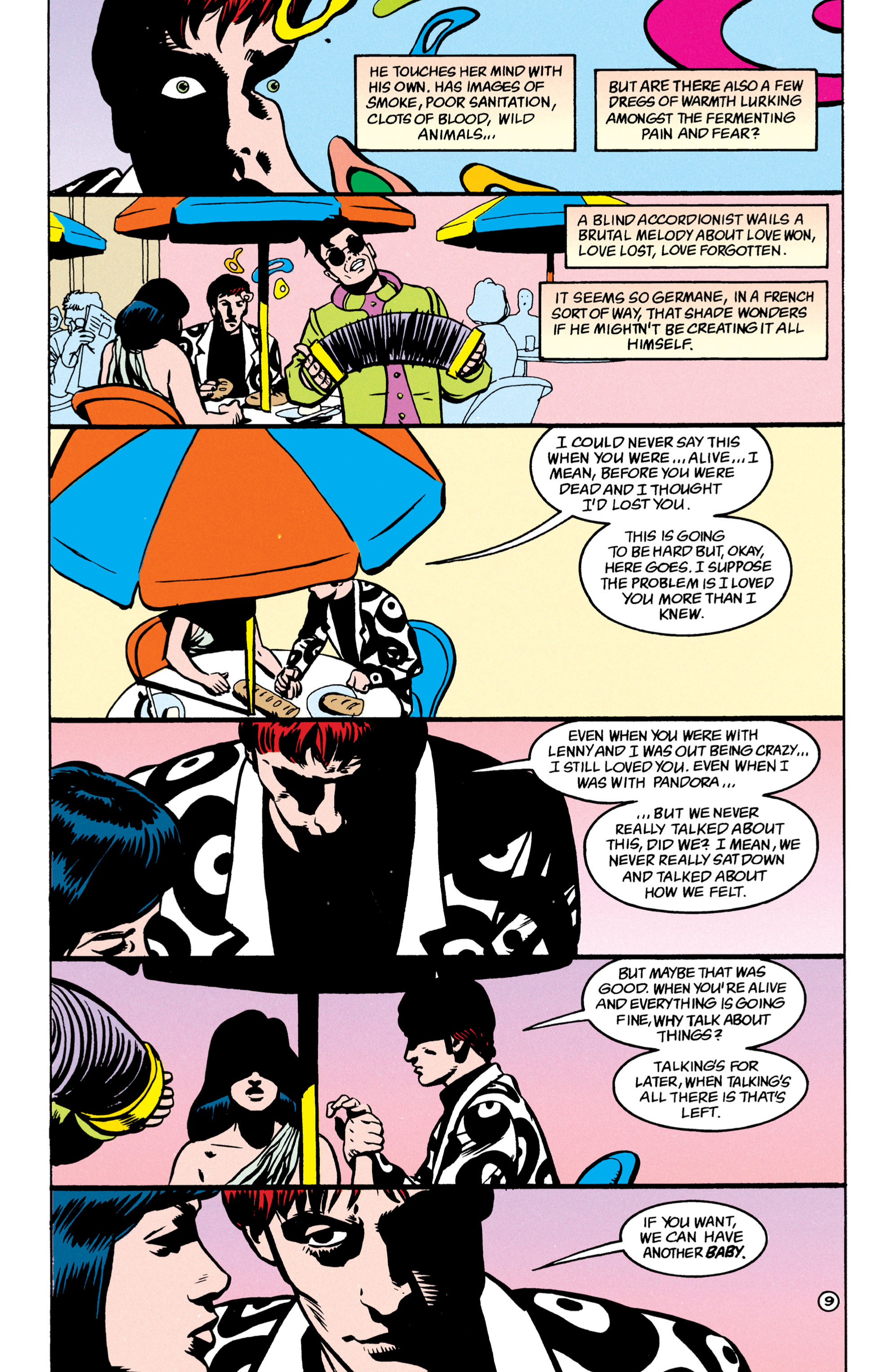 Read online Shade, the Changing Man comic -  Issue #52 - 10