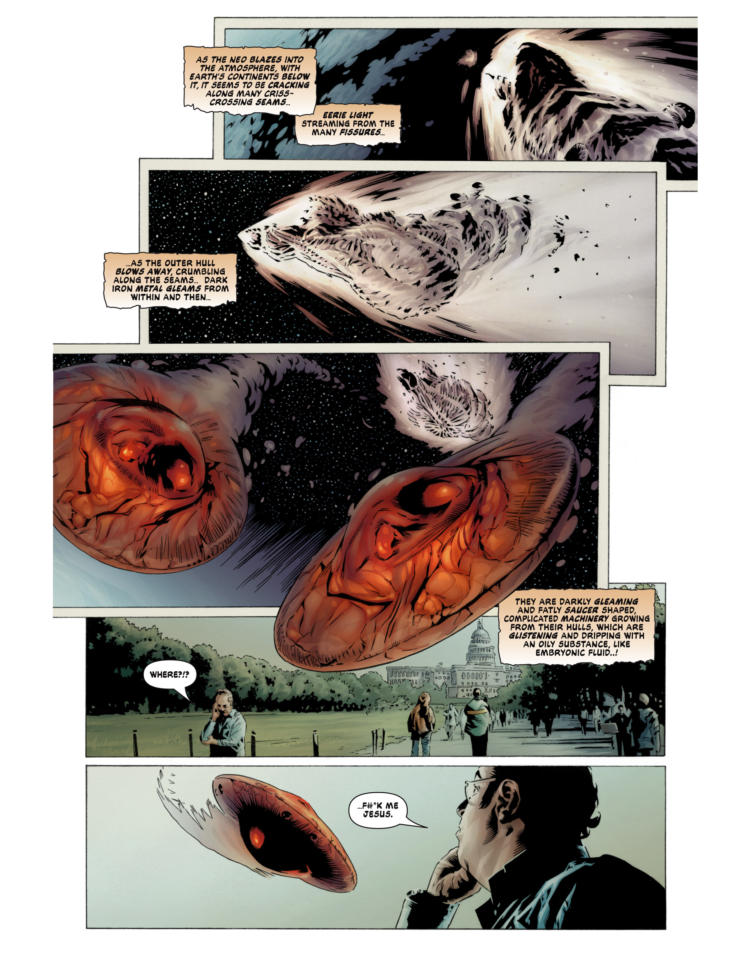 Read online Bad Planet comic -  Issue # TPB - 23