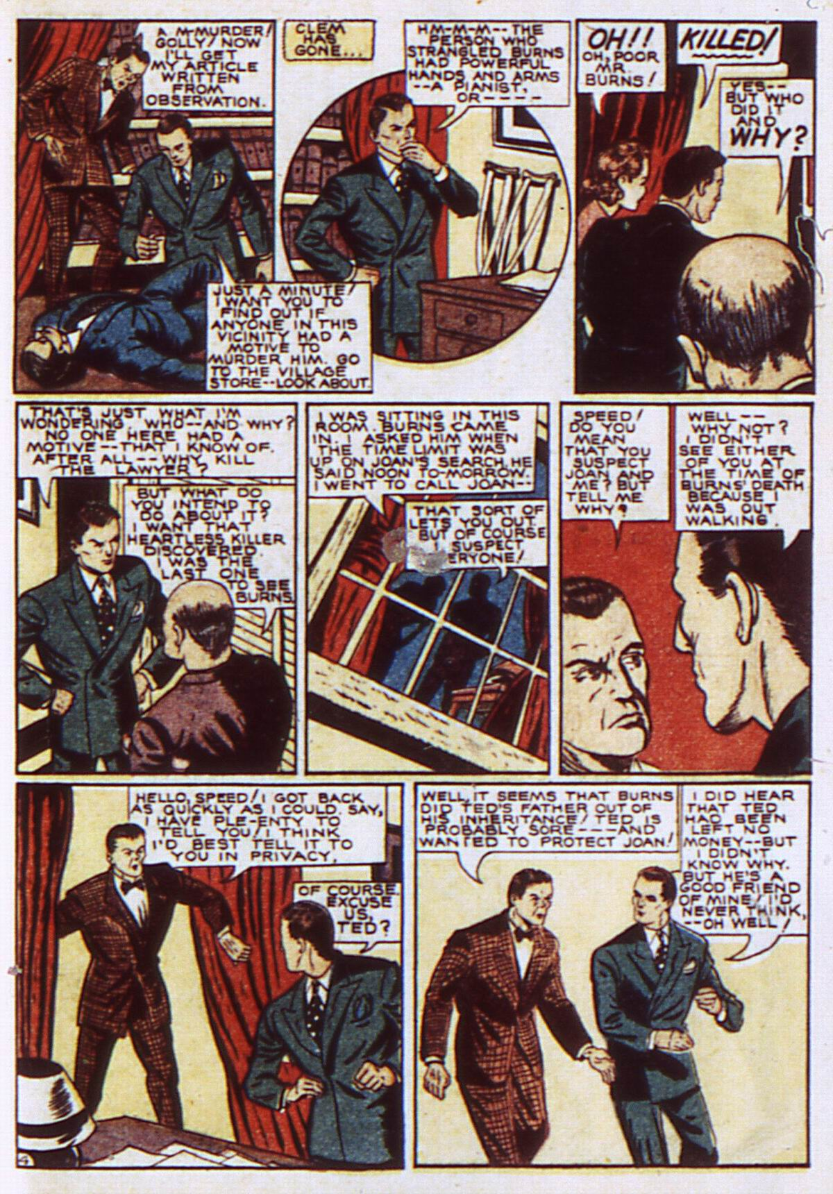 Read online Detective Comics (1937) comic -  Issue #52 - 41