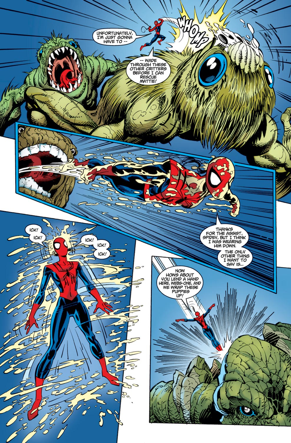 The Amazing Spider-Man (1999) 5 Page 14